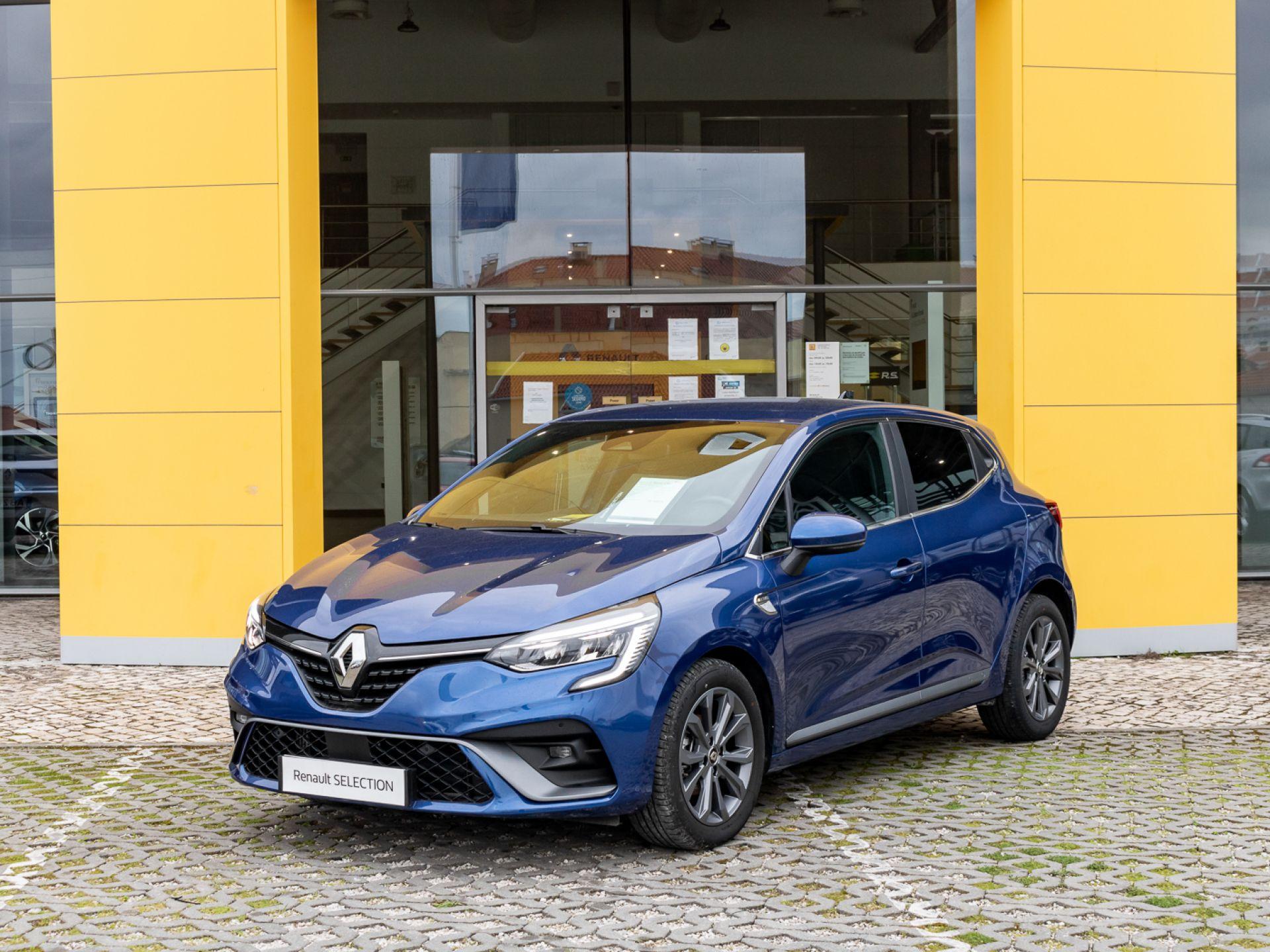 Renault Clio TCe 100 RS Line segunda mão Setúbal