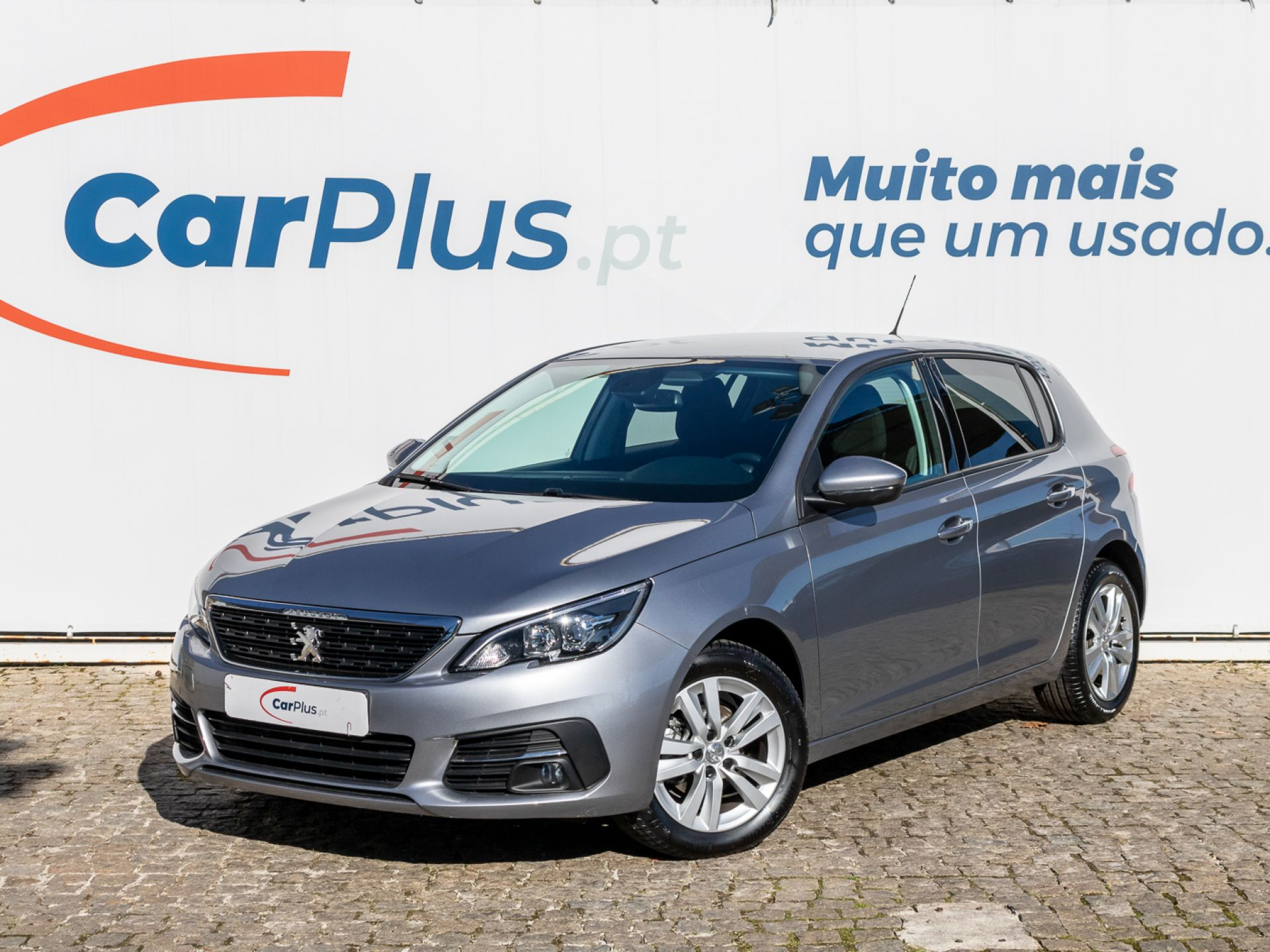 Peugeot 308 Active 1.6 BlueHDi 100cv CVM5 segunda mão Lisboa