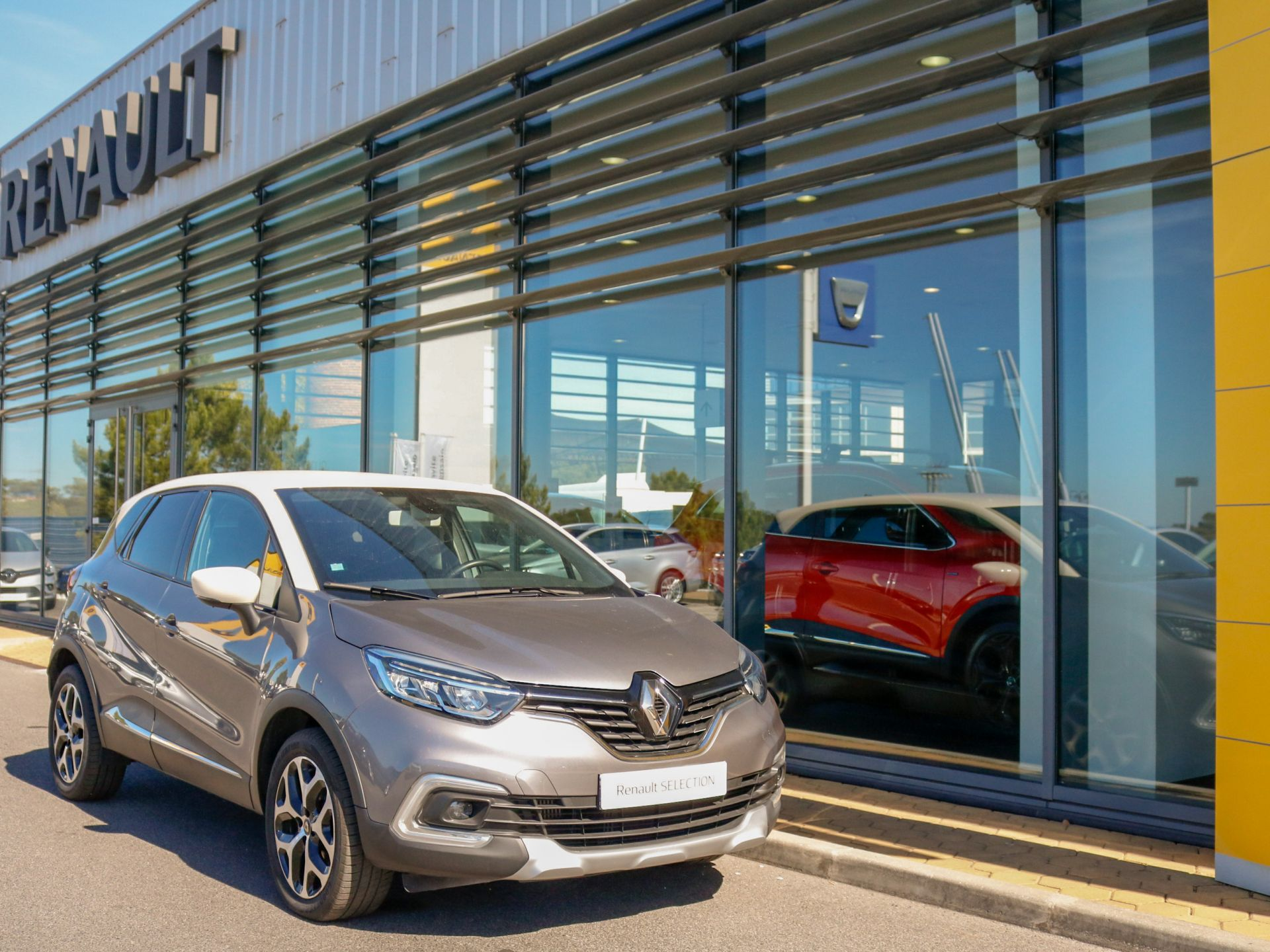 Renault Captur 0.9 TCe 90 Exclusive segunda mão Setúbal