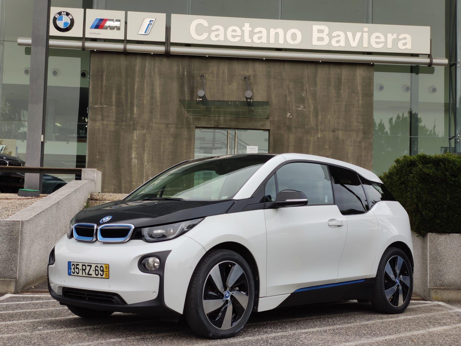 BMW i3 Comfort Package Advance 94Ah Auto segunda mão Lisboa