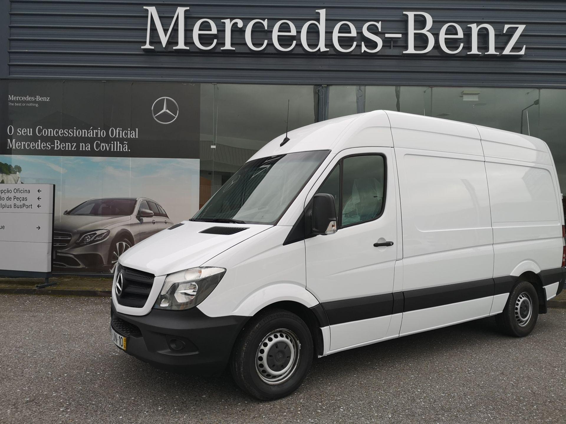 Mercedes Benz Sprinter 314/37  segunda mão Castelo Branco