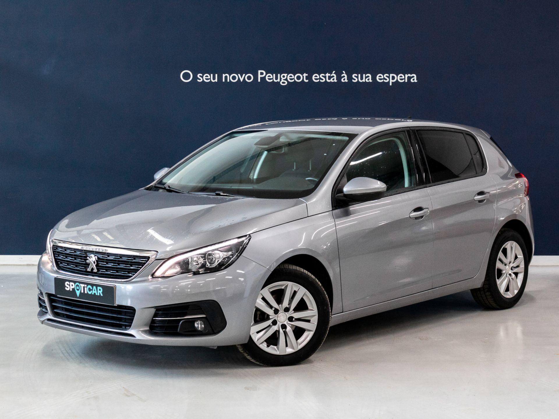 Peugeot 308 Active 1.6 BlueHDi 100cv CVM5 segunda mão Setúbal