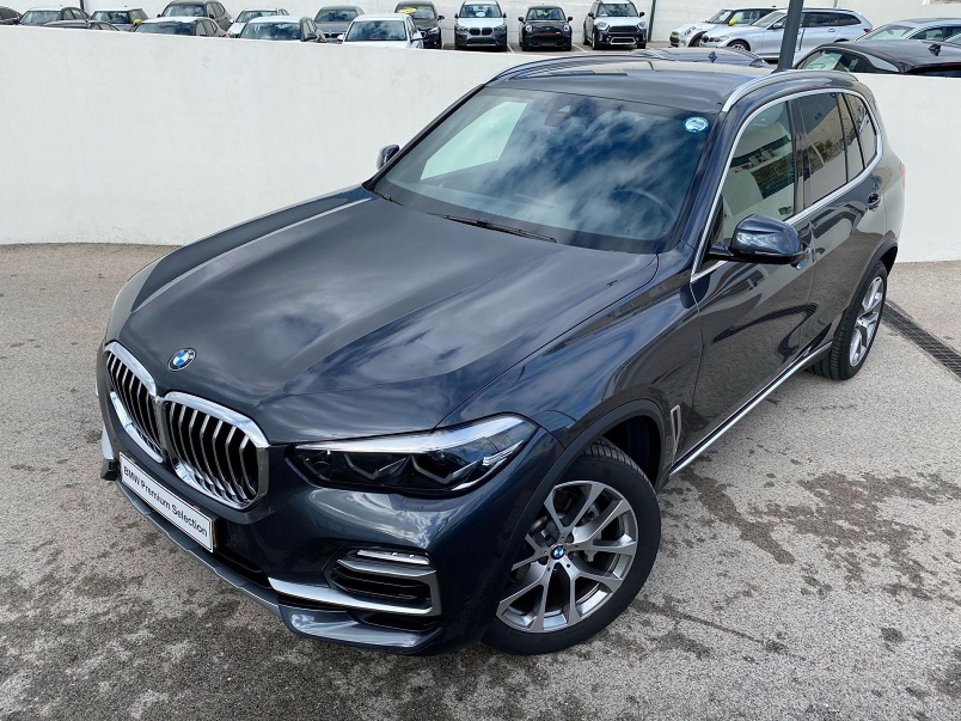 BMW X5 xDrive30d Auto segunda mão Faro