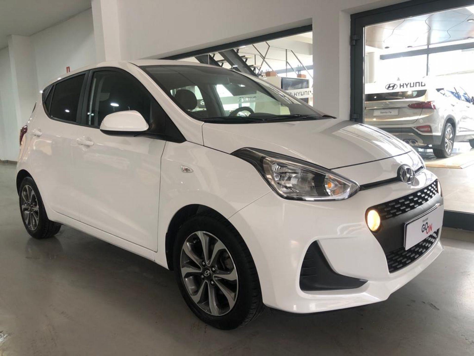 Hyundai i10 1.0 GLS COMFORT MY19 segunda mão Lisboa