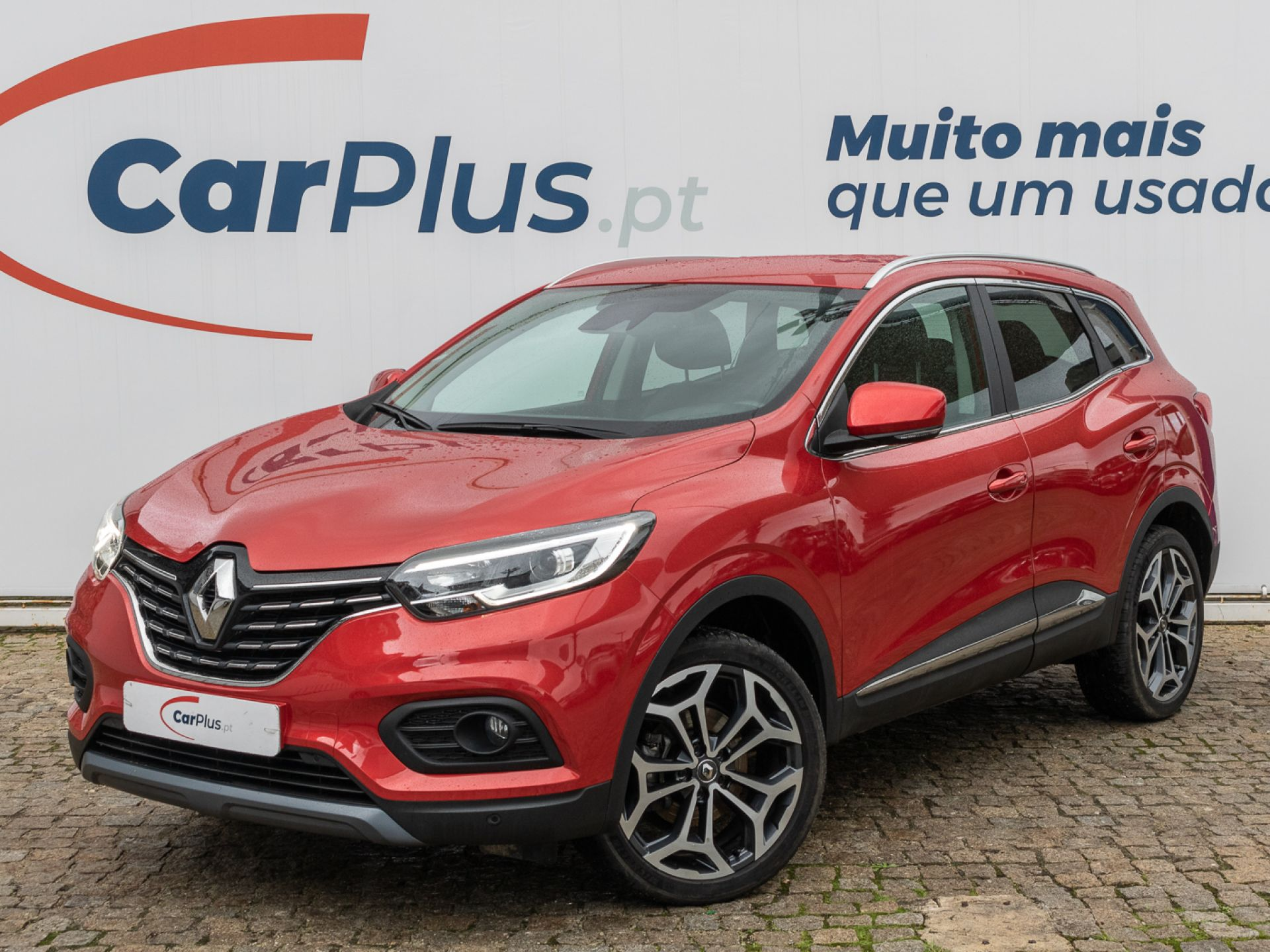 Renault Kadjar 1.3 TCe 140 FAP Intens segunda mão Lisboa