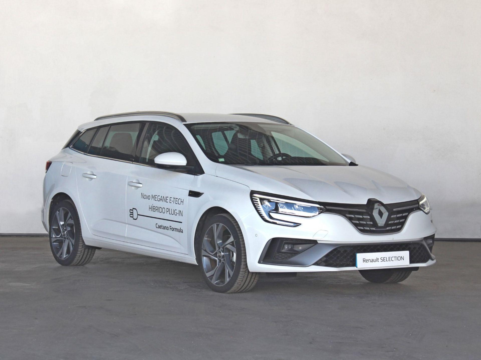 Renault Megane ST 1.6 160 E-Tech Híbrido Plu-In RS Line segunda mão Porto