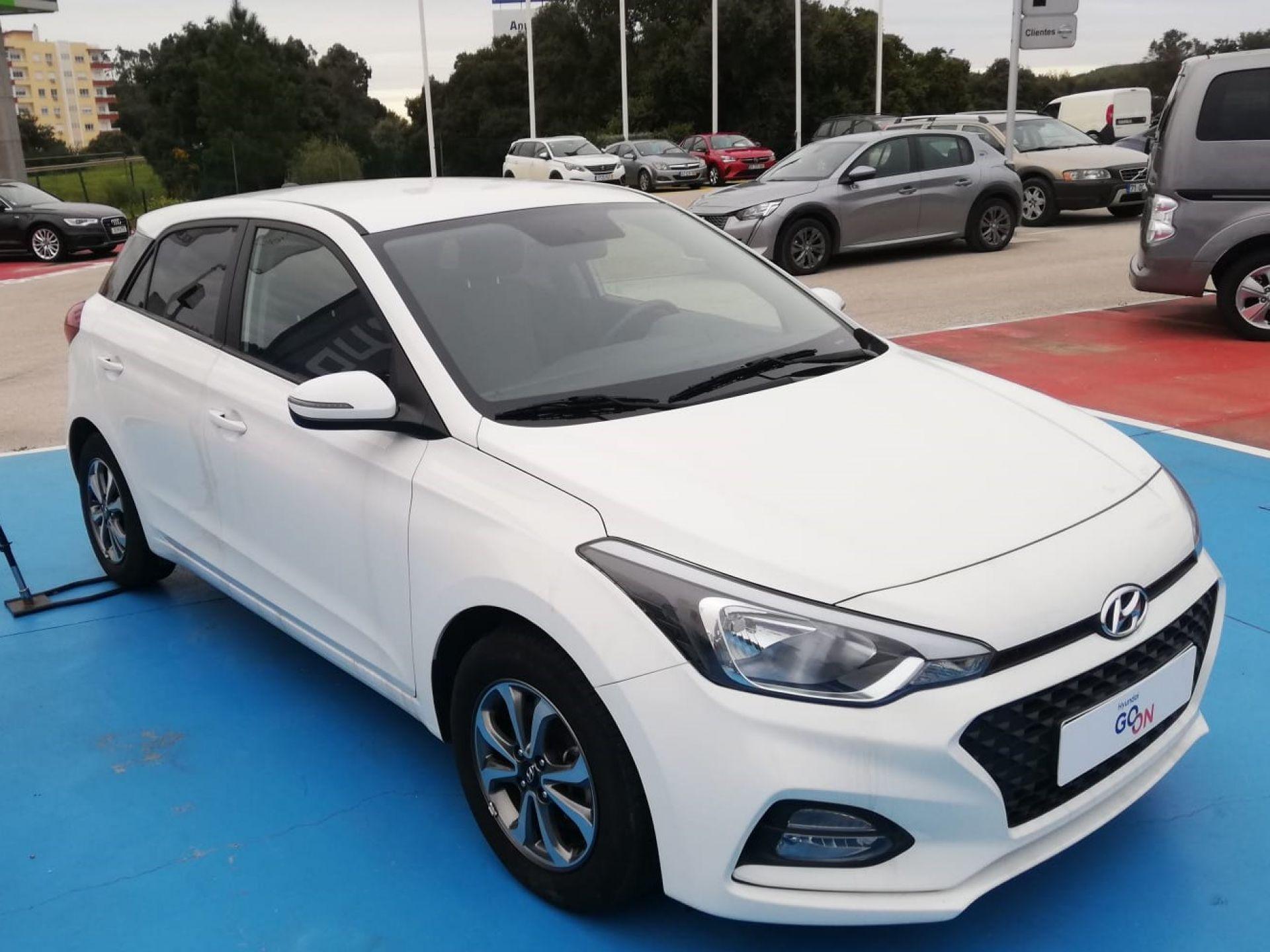 Hyundai i20 1.0 5 P GL TGDi DCT COMFORT 100CV MY18 segunda mão Setúbal