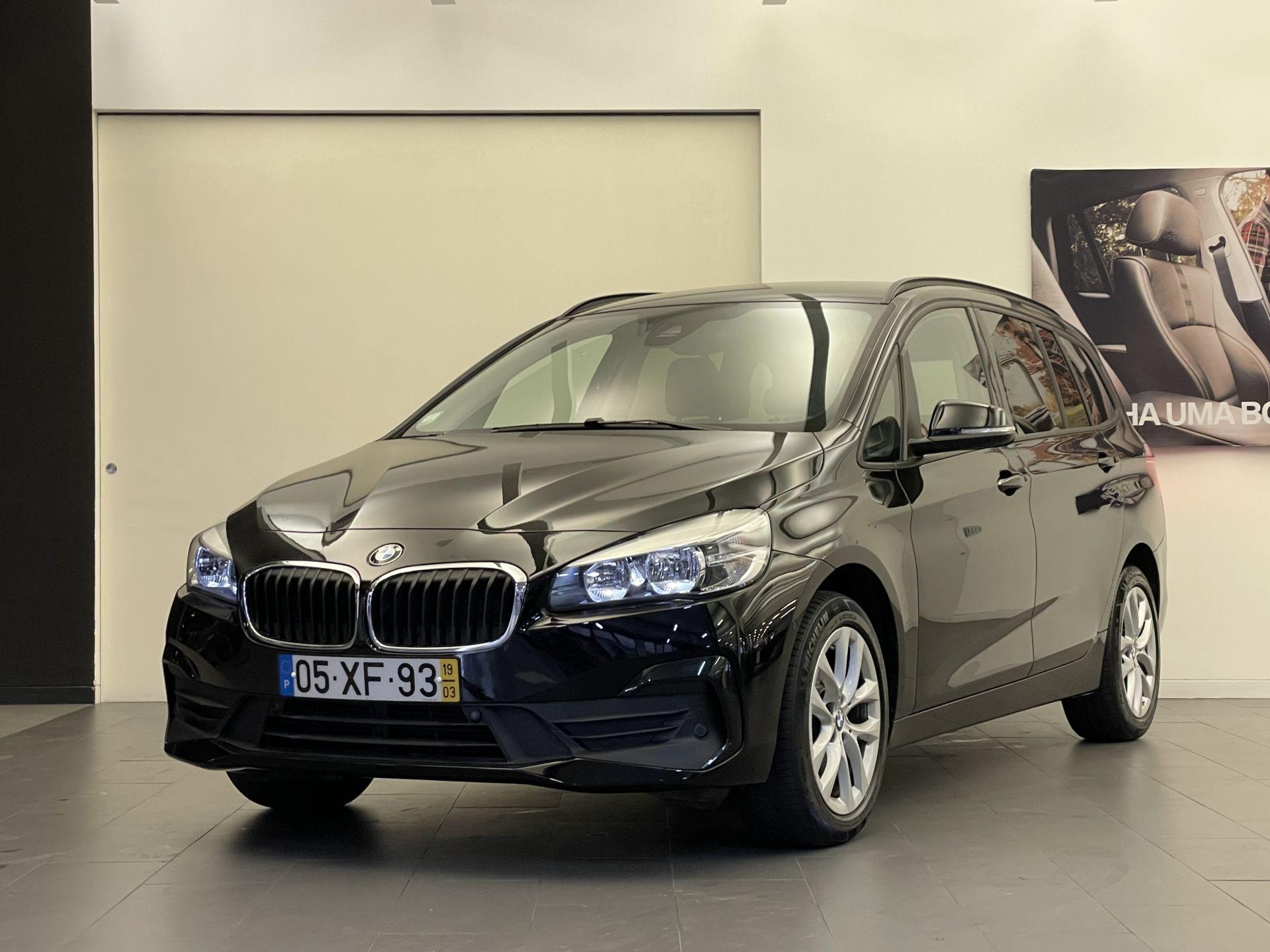 BMW Serie 2 Gran Tourer 216d Gran Tourer Line Sport 7 Lug segunda mão Lisboa