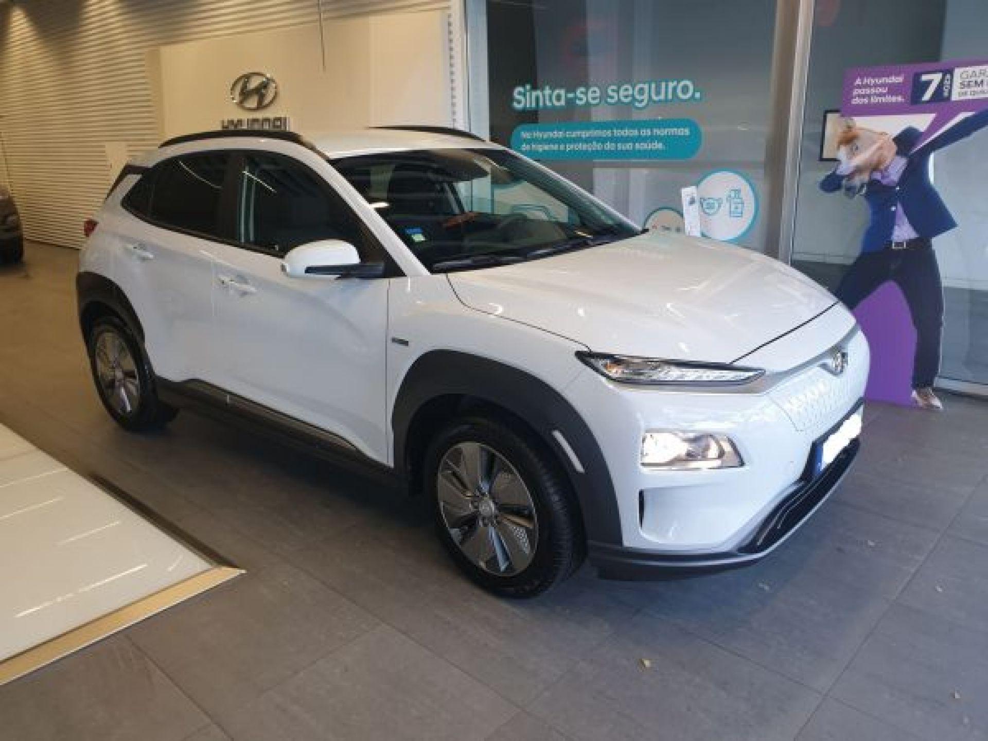 Hyundai Kauai Executive EV39kwh MY20 segunda mão Porto