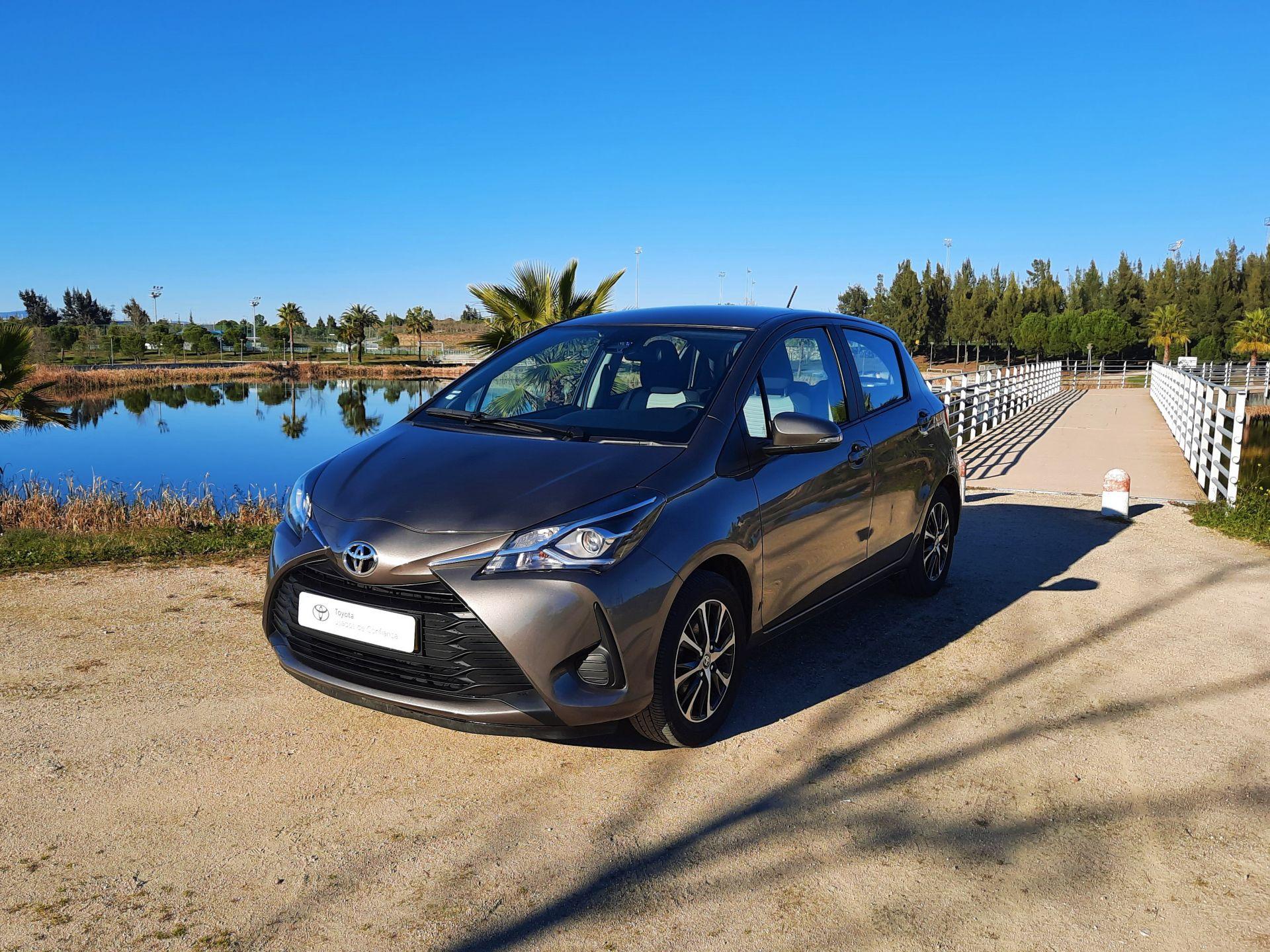 Toyota Yaris 1.0 Comfort usada Castelo Branco