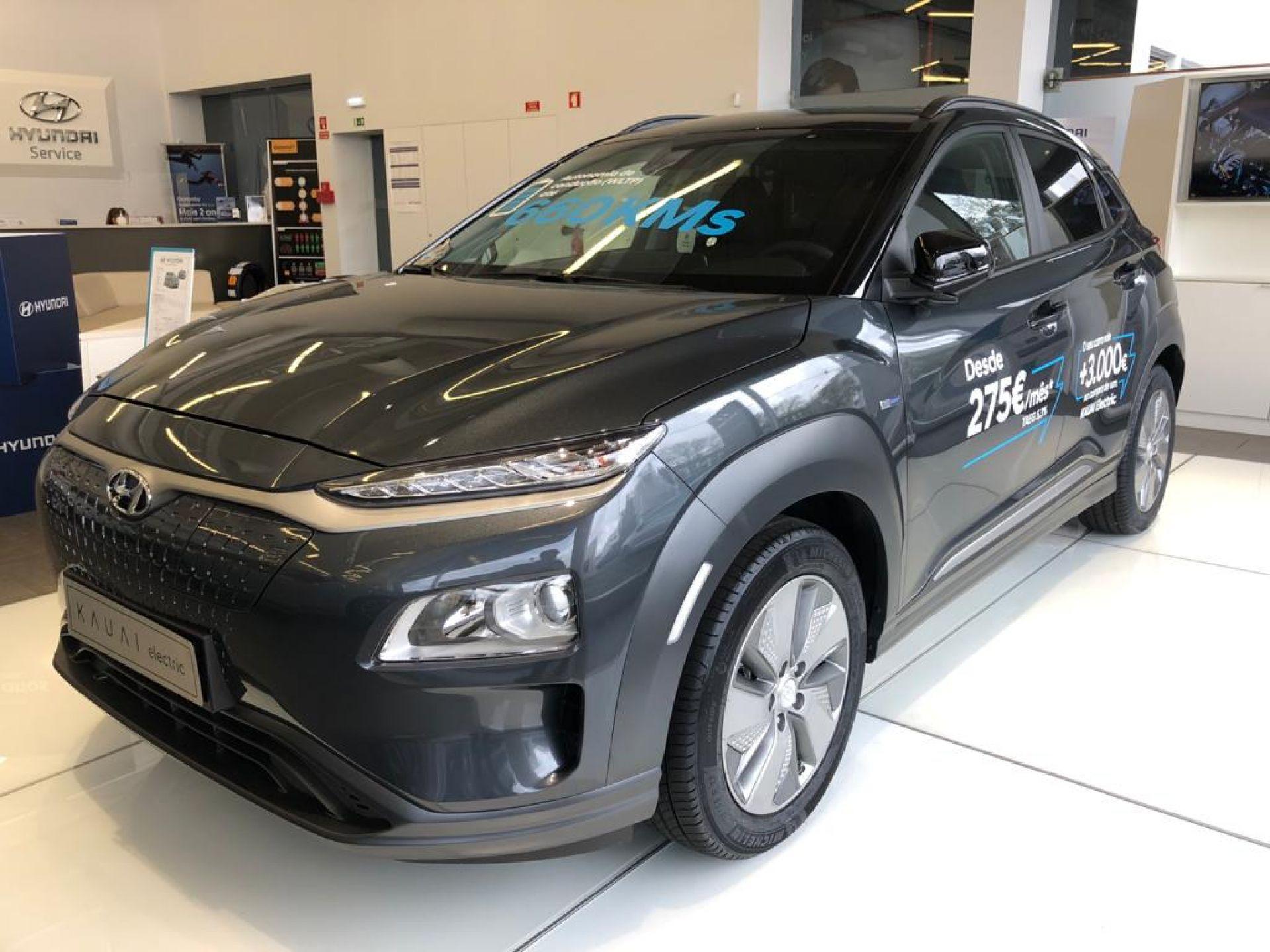 Hyundai Kauai Premium EV 64kw MY20'5 segunda mão Setúbal