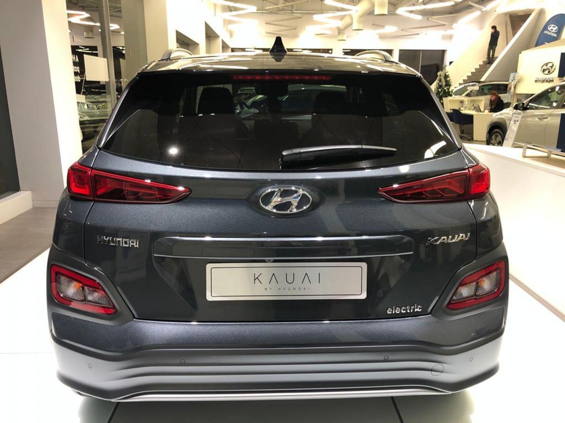 Hyundai Kauai Premium EV 64kw MY20'5 segunda mão Lisboa
