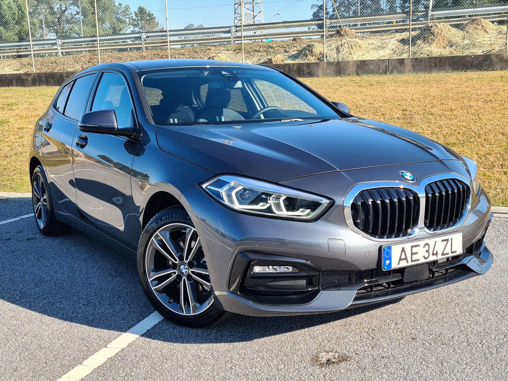 BMW Serie 1 116d usada Porto