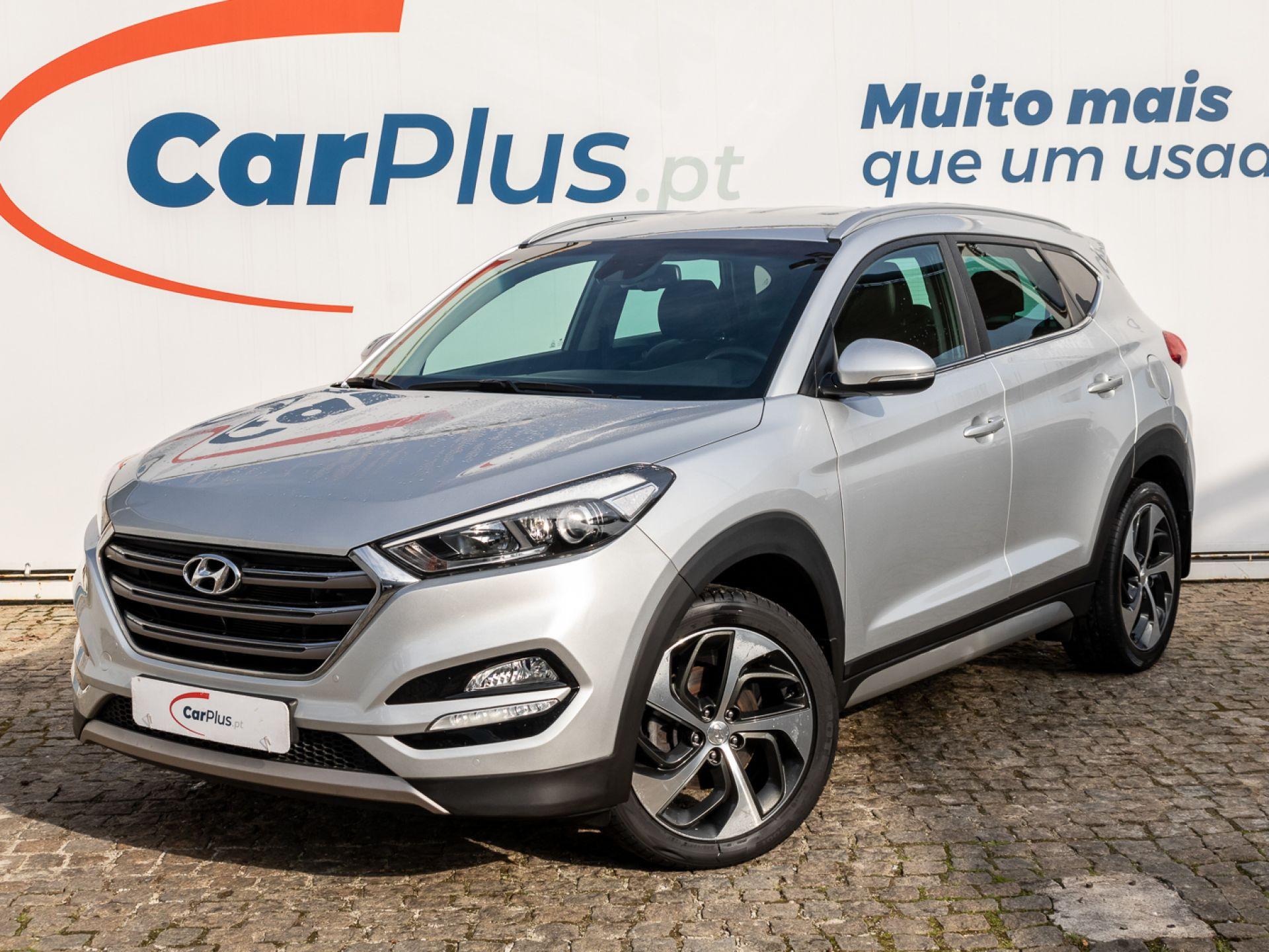 Hyundai Tucson 1.7 CRDi Premium MY18 segunda mão Lisboa