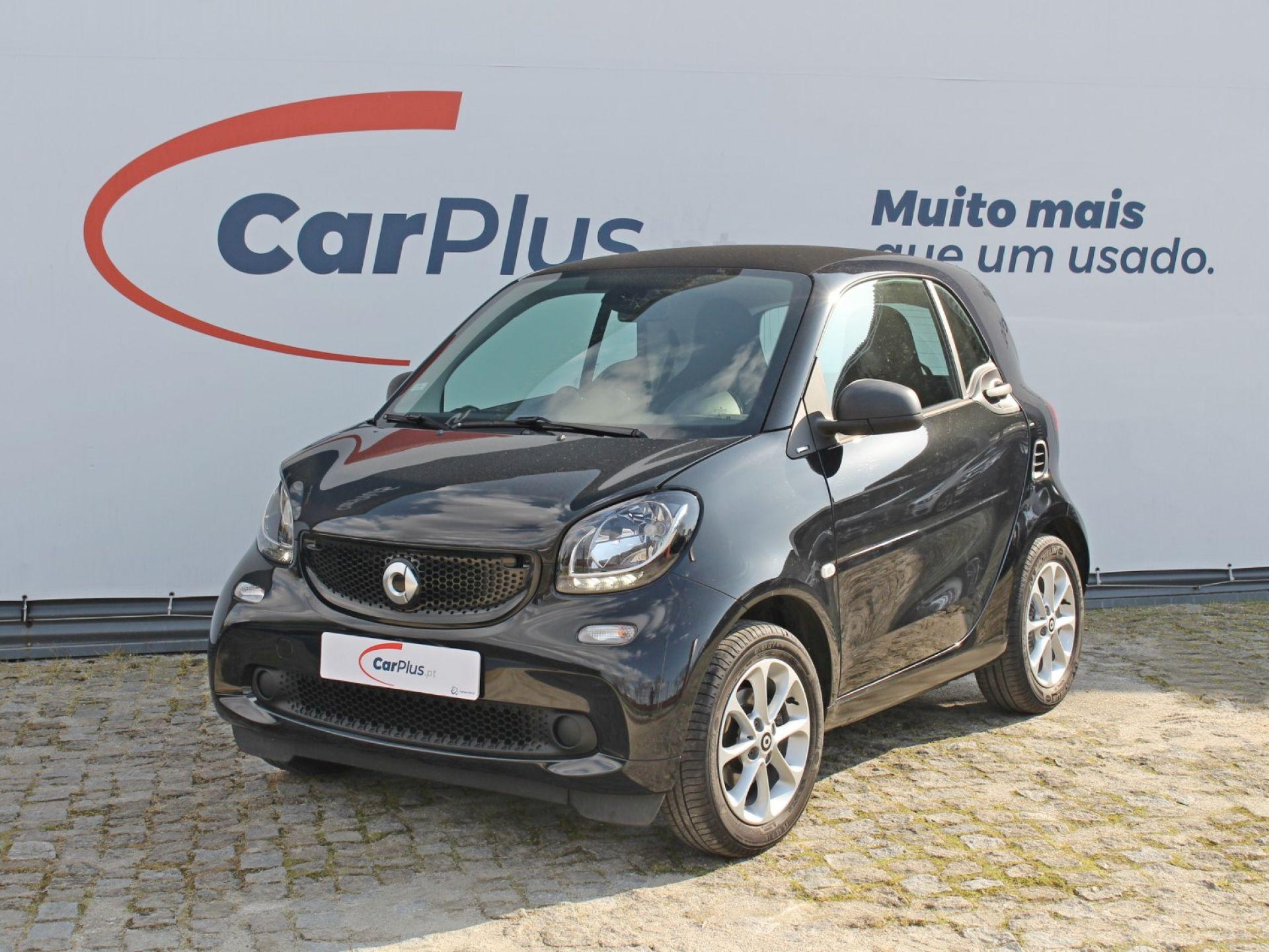 Smart Fortwo coupé 90cv passion segunda mão Porto