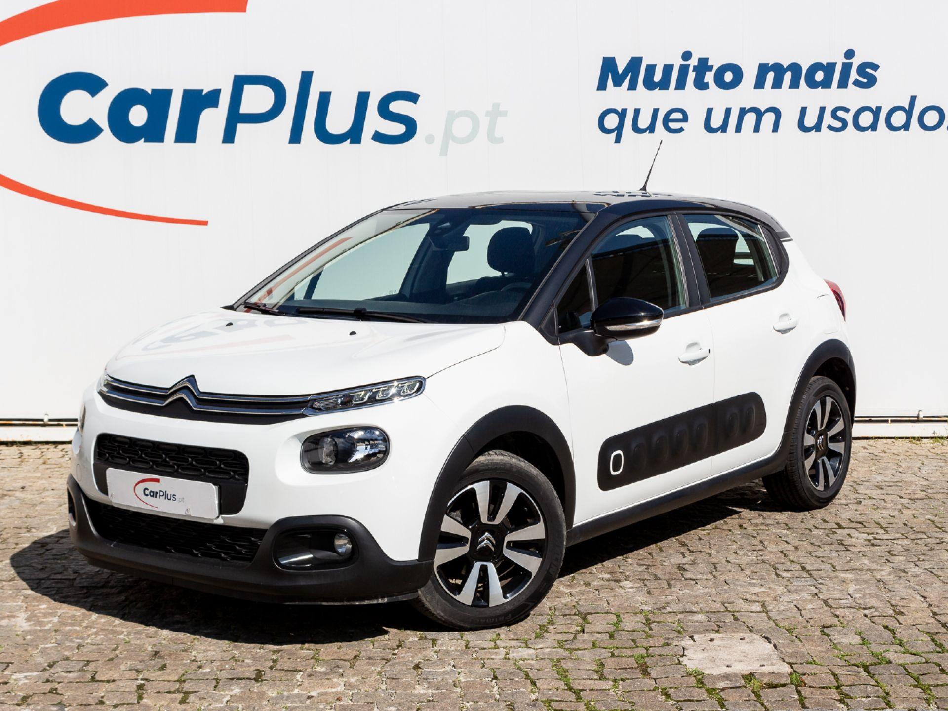 Citroen C3 1.5 BlueHDi 100 S&S Feel segunda mão Lisboa