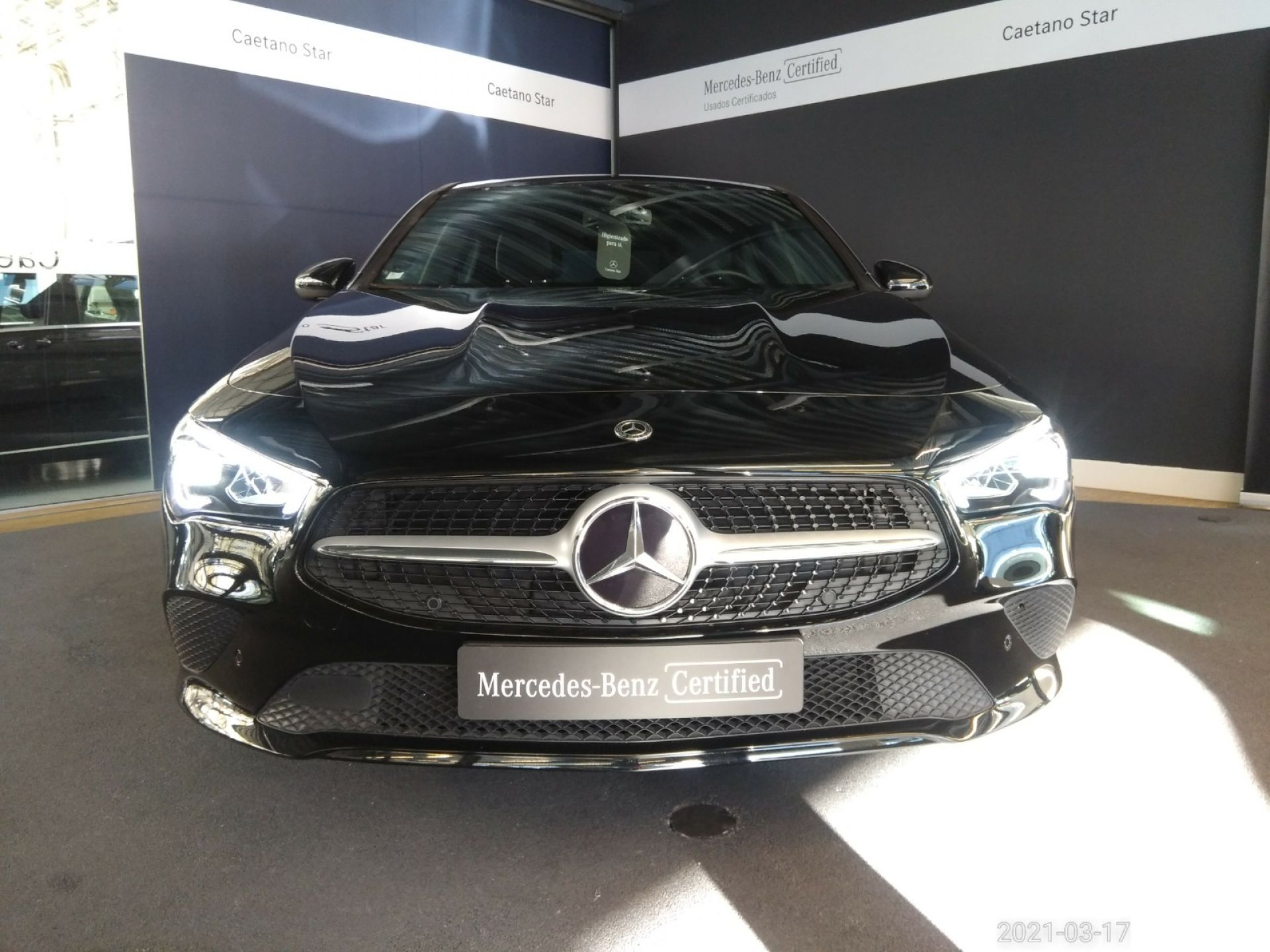 Mercedes Benz Classe CLA 180d Shooting Brake usada Porto