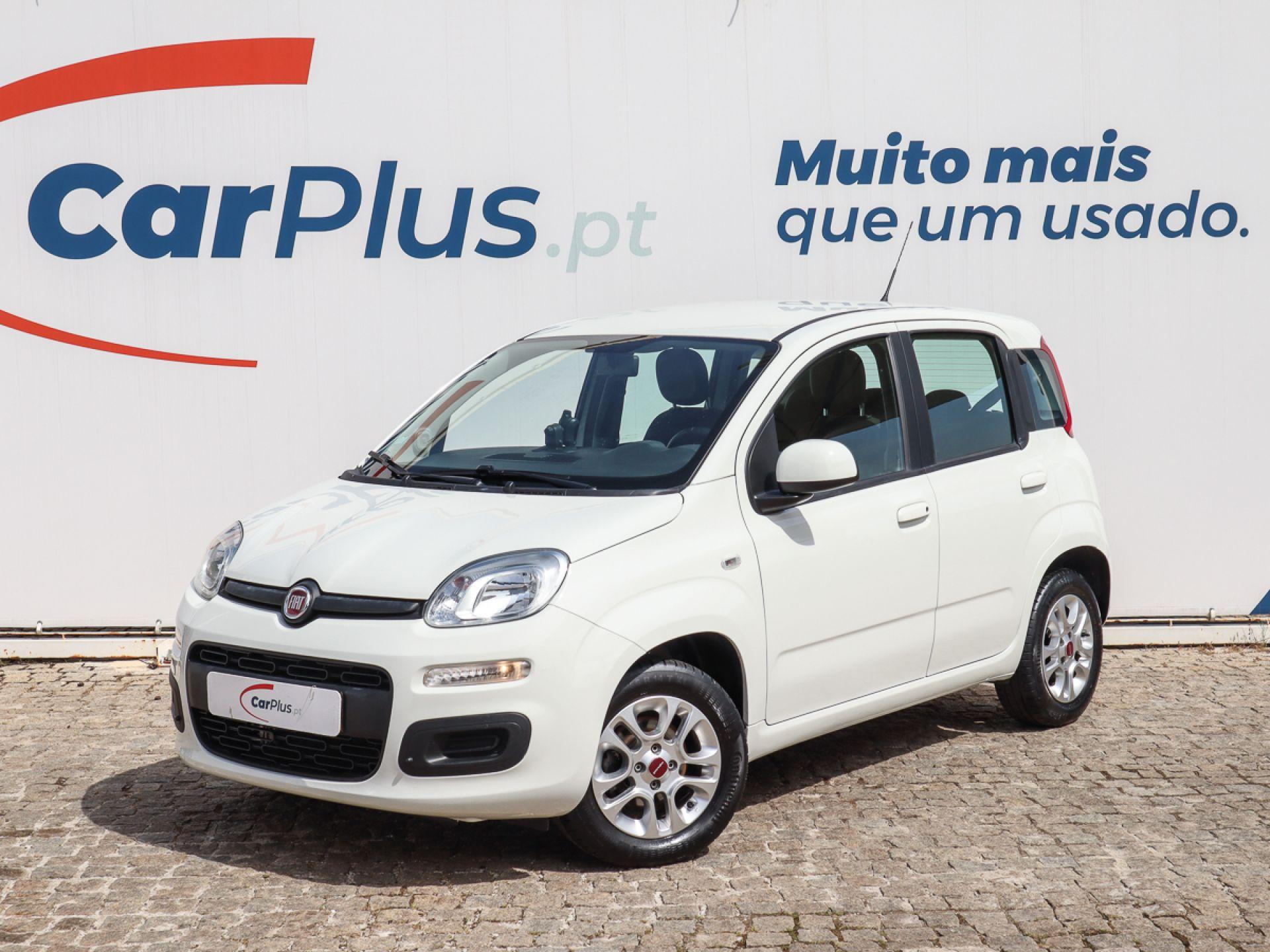 Fiat Panda 1.2 8v 69cv S&S Lounge JLL15 segunda mão Lisboa