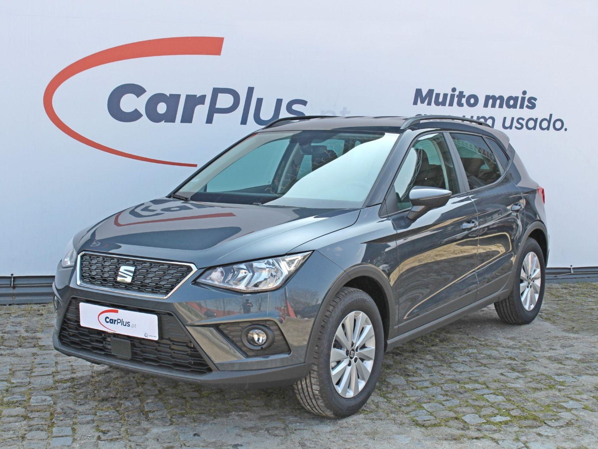 SEAT Arona 1.0 TSI STYLE PLUS 5v segunda mão Lisboa