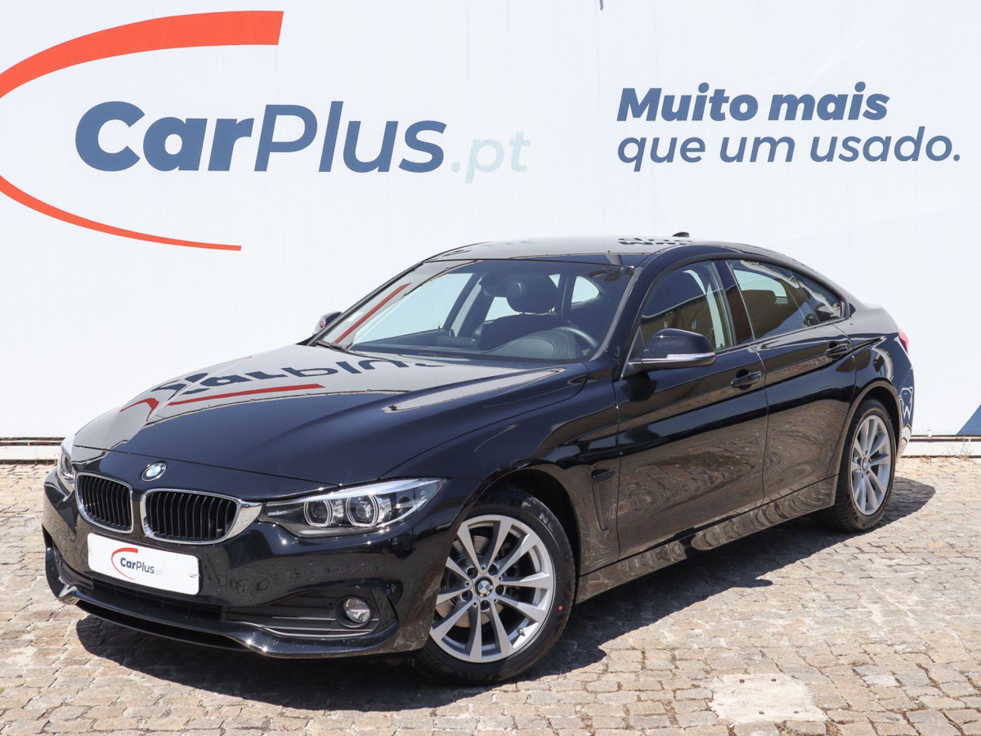 BMW Serie 4 418d Gran Coupe Auto segunda mão Porto