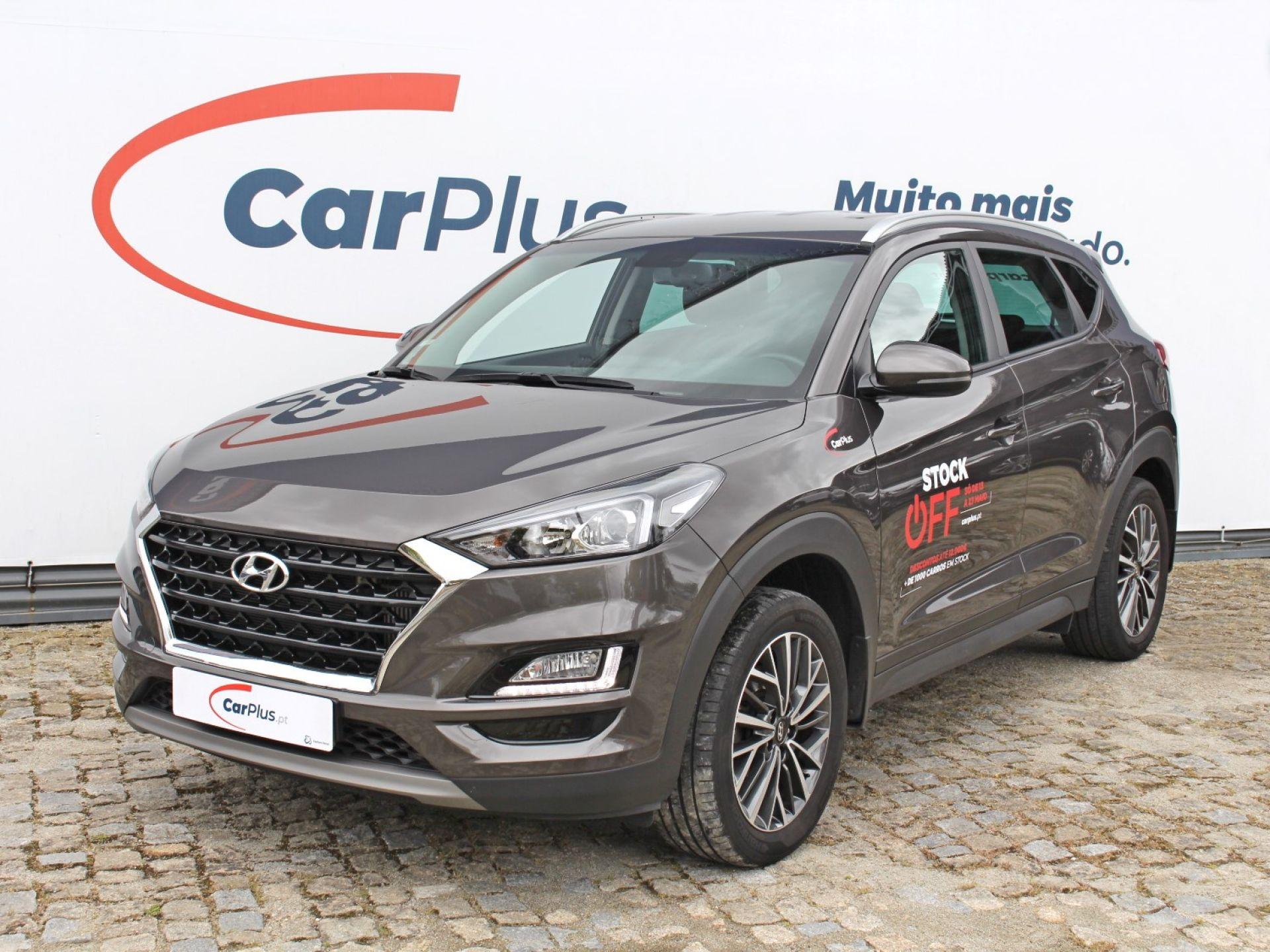 Hyundai Tucson 1.6 CRDi 48V Executive segunda mão Porto