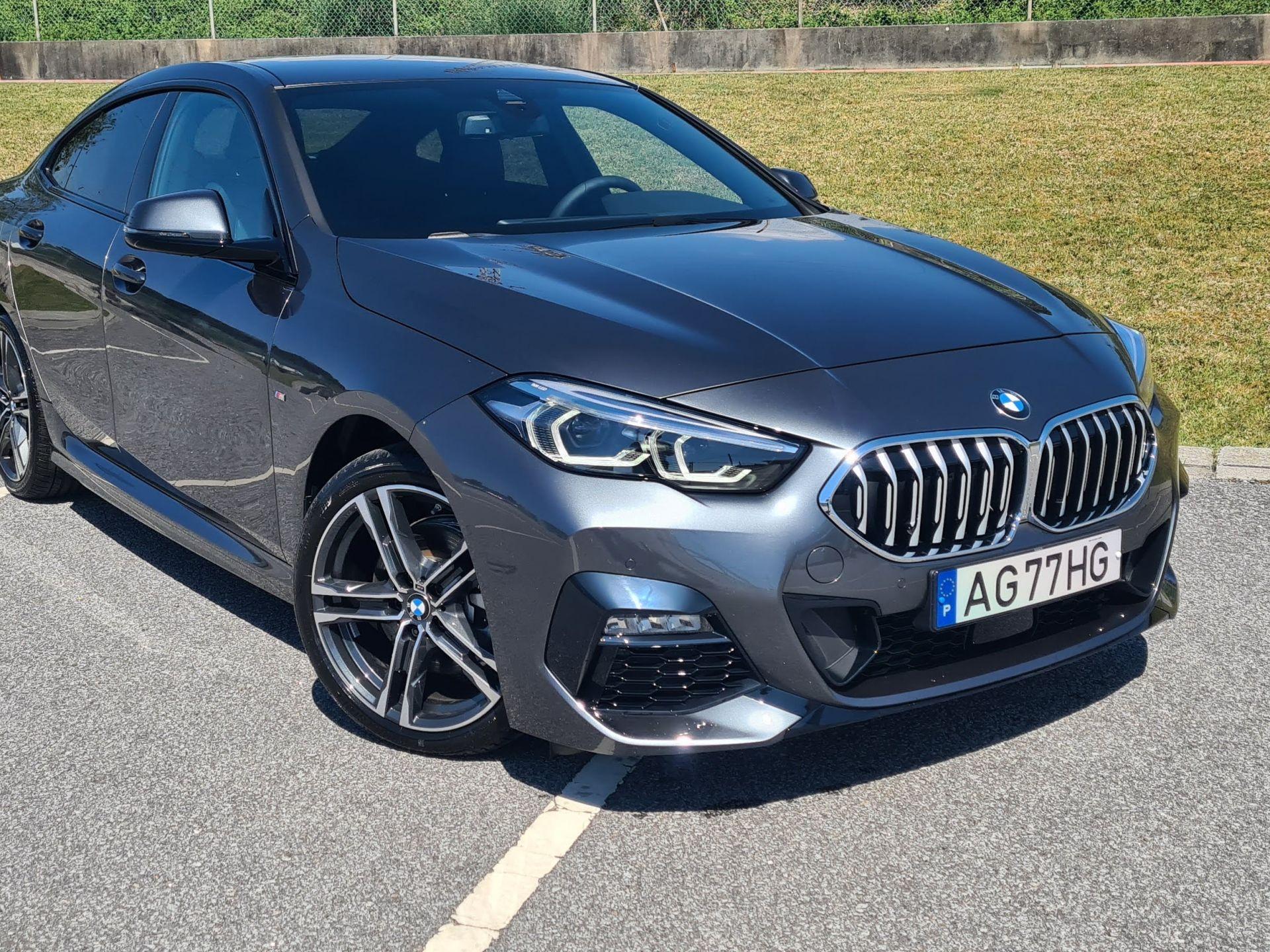 BMW Série 2 218d usada Porto