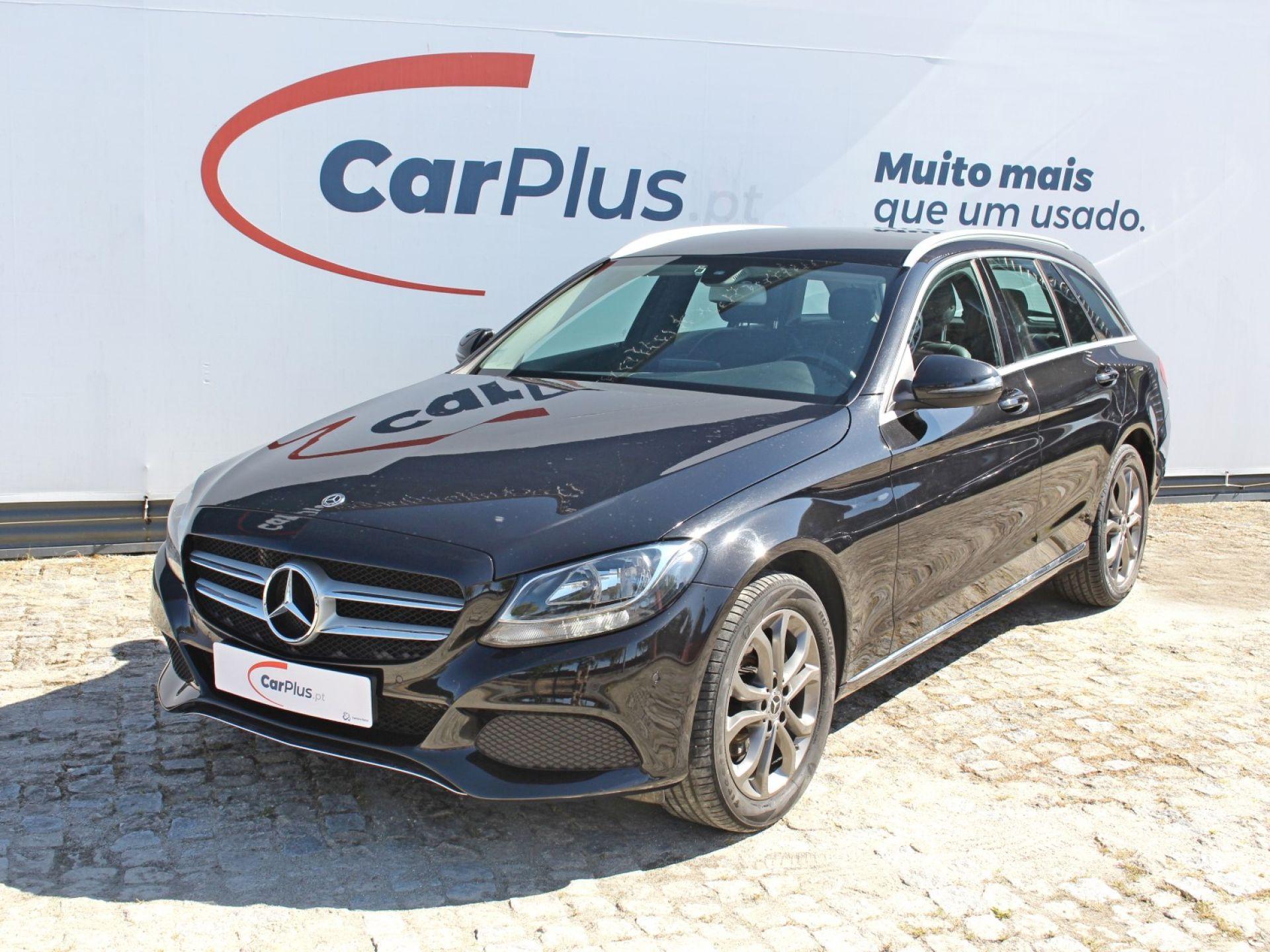 Mercedes Benz Classe C 200 D Auto segunda mão Porto