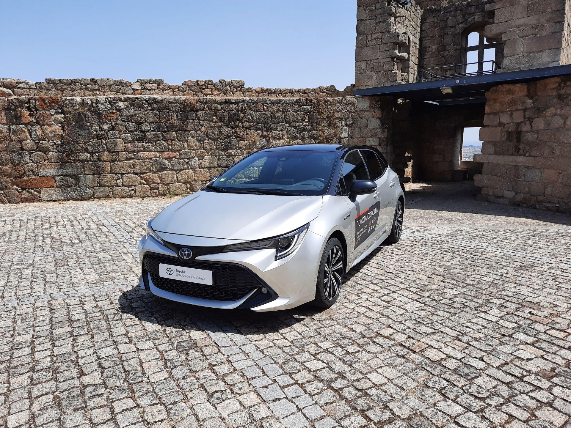 Toyota Corolla 1.8 Hybrid SQUARE Collection usada Castelo Branco