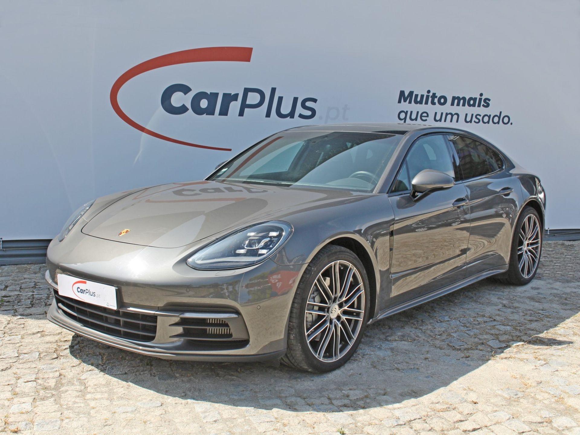 Porsche Panamera 4.0 V8 S  segunda mão Porto
