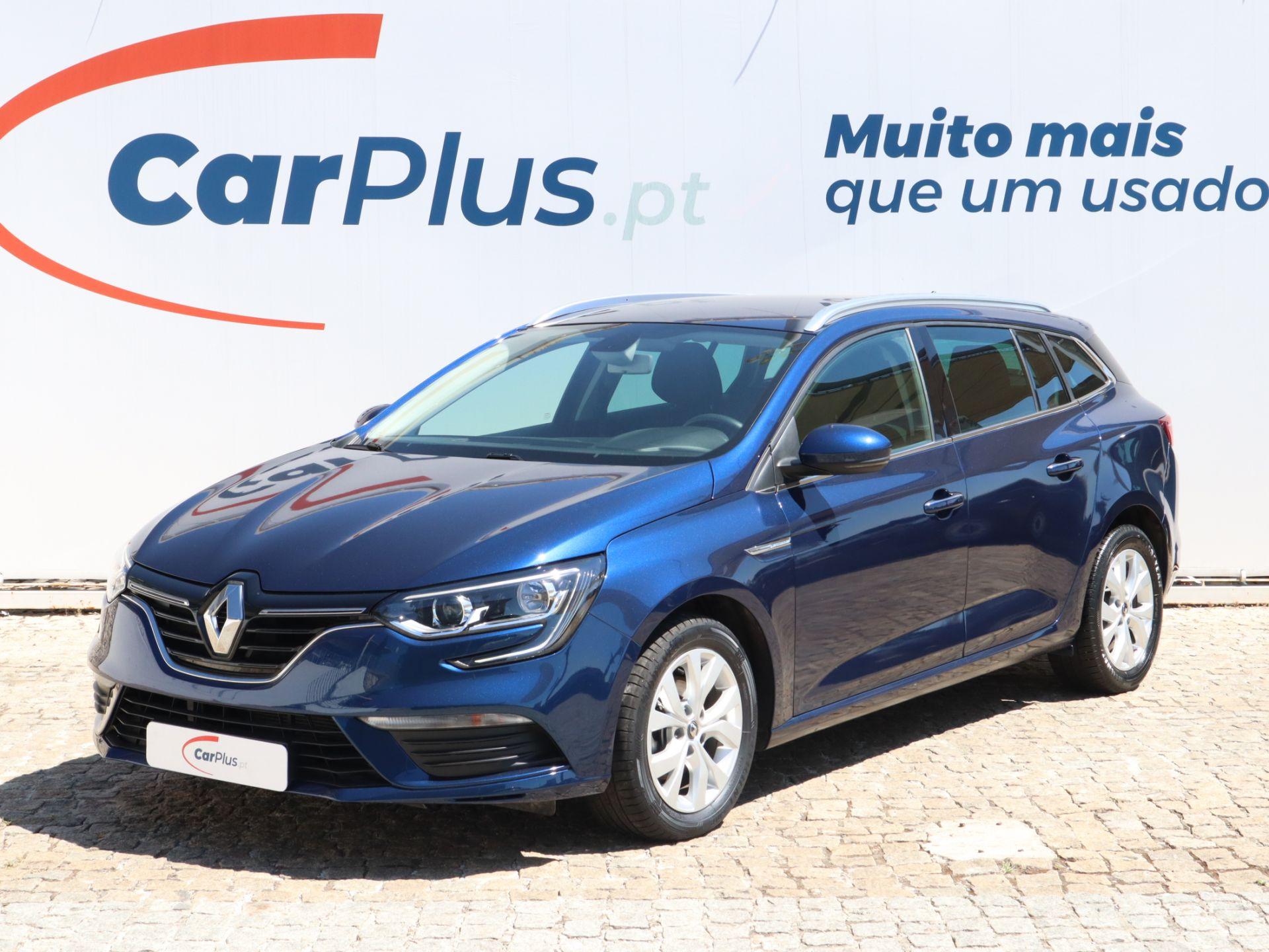 Renault Megane ST 1.3 TCe 115cv FAP Limited segunda mão Lisboa