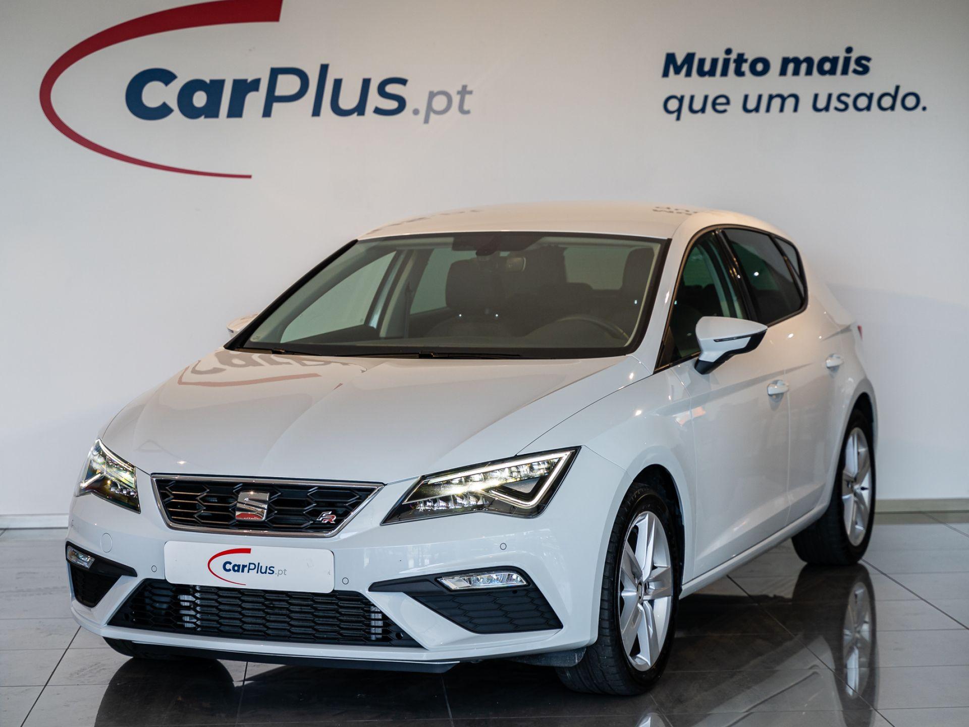 SEAT Leon 1.0 EcoTSI FR Cx Man 6v S&S segunda mão Braga