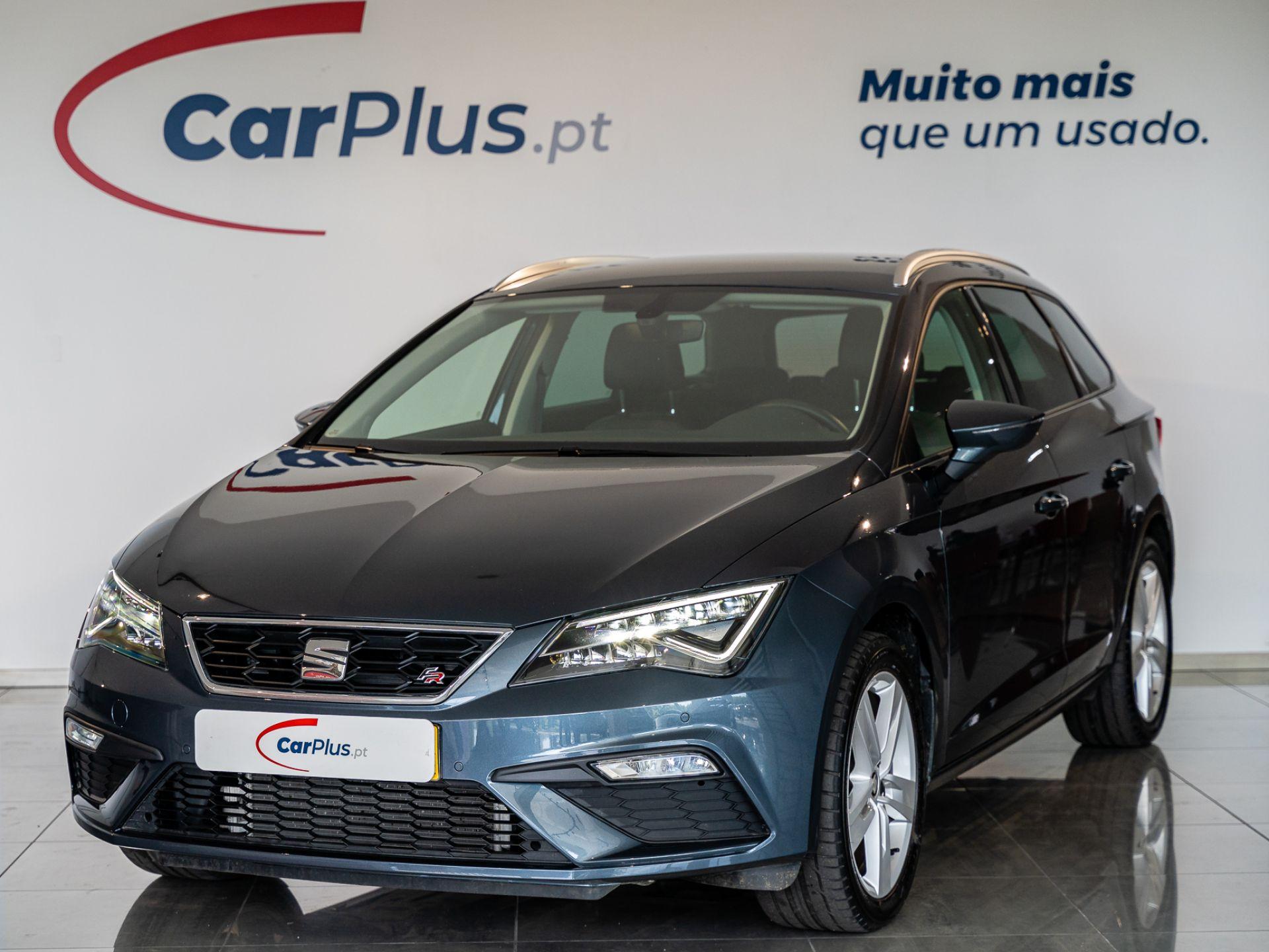 SEAT Leon ST 1.0 EcoTSI FR Cx Man 6v S&S segunda mão Braga