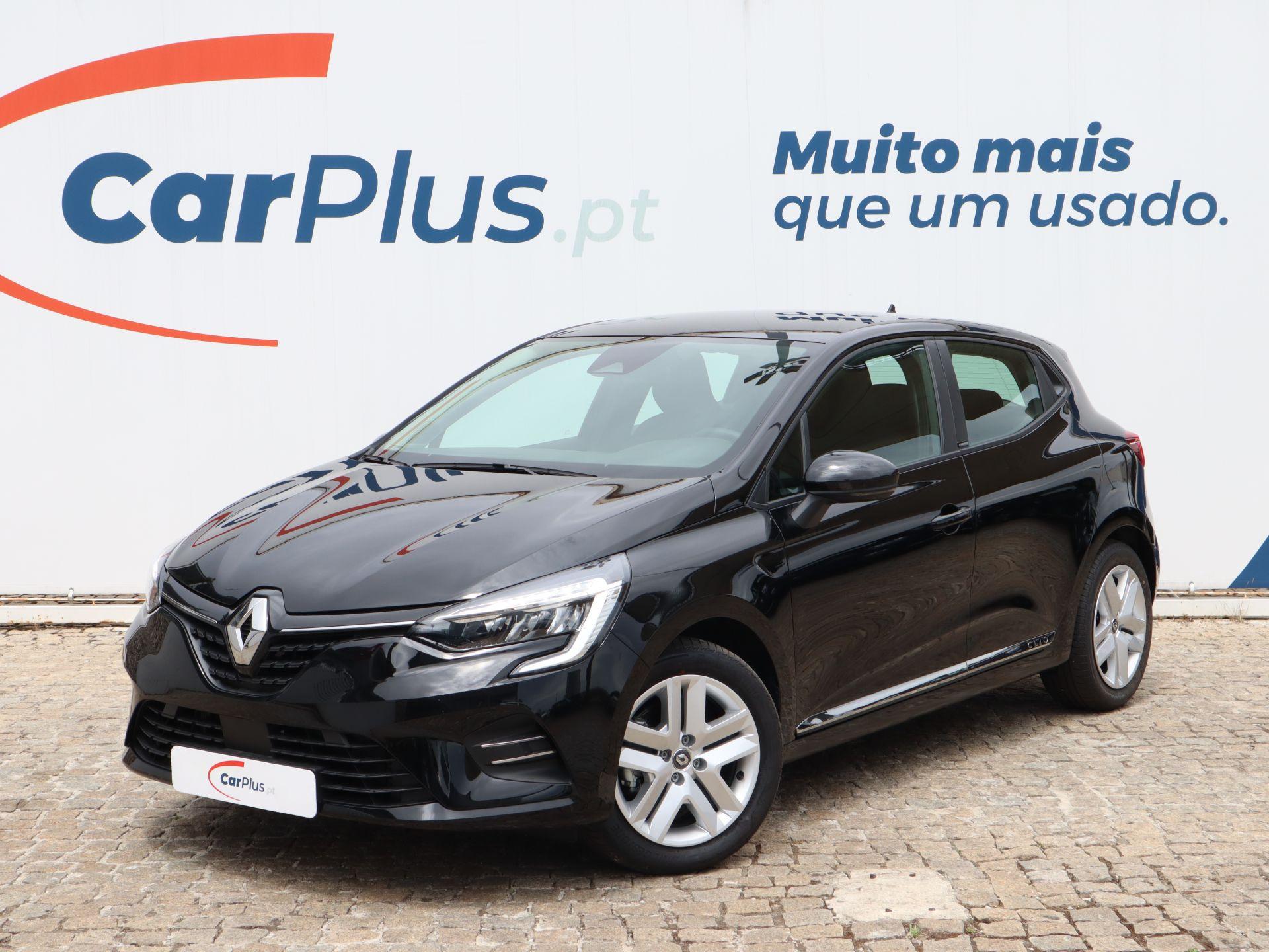 Renault Clio 1.6 E-Tech 140 Intens segunda mão Lisboa