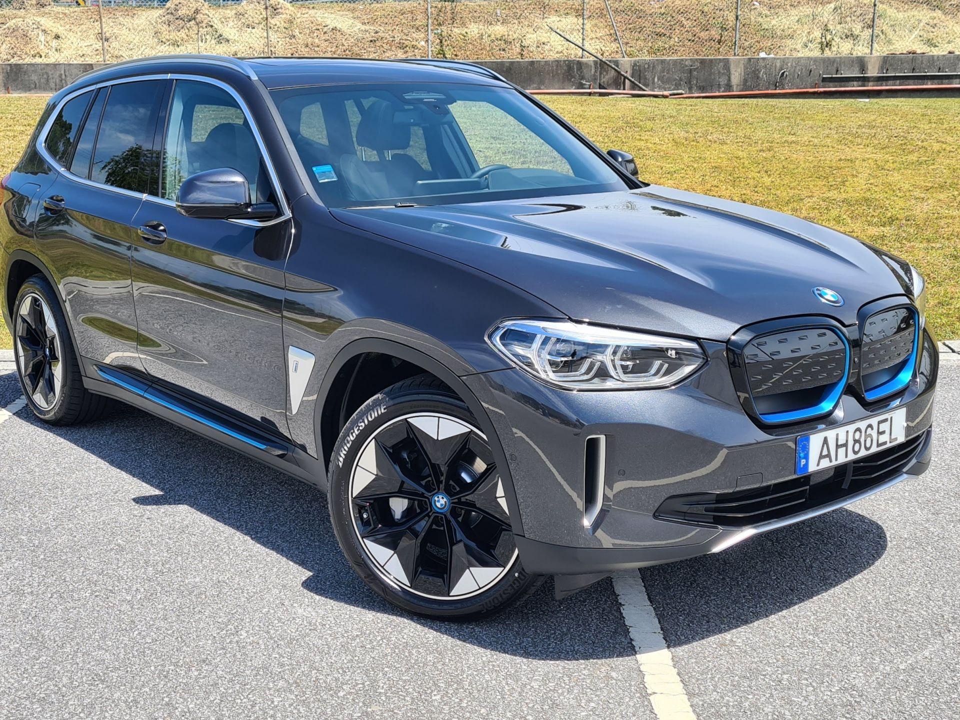 BMW IX3 80 kWh Impressive usada Porto