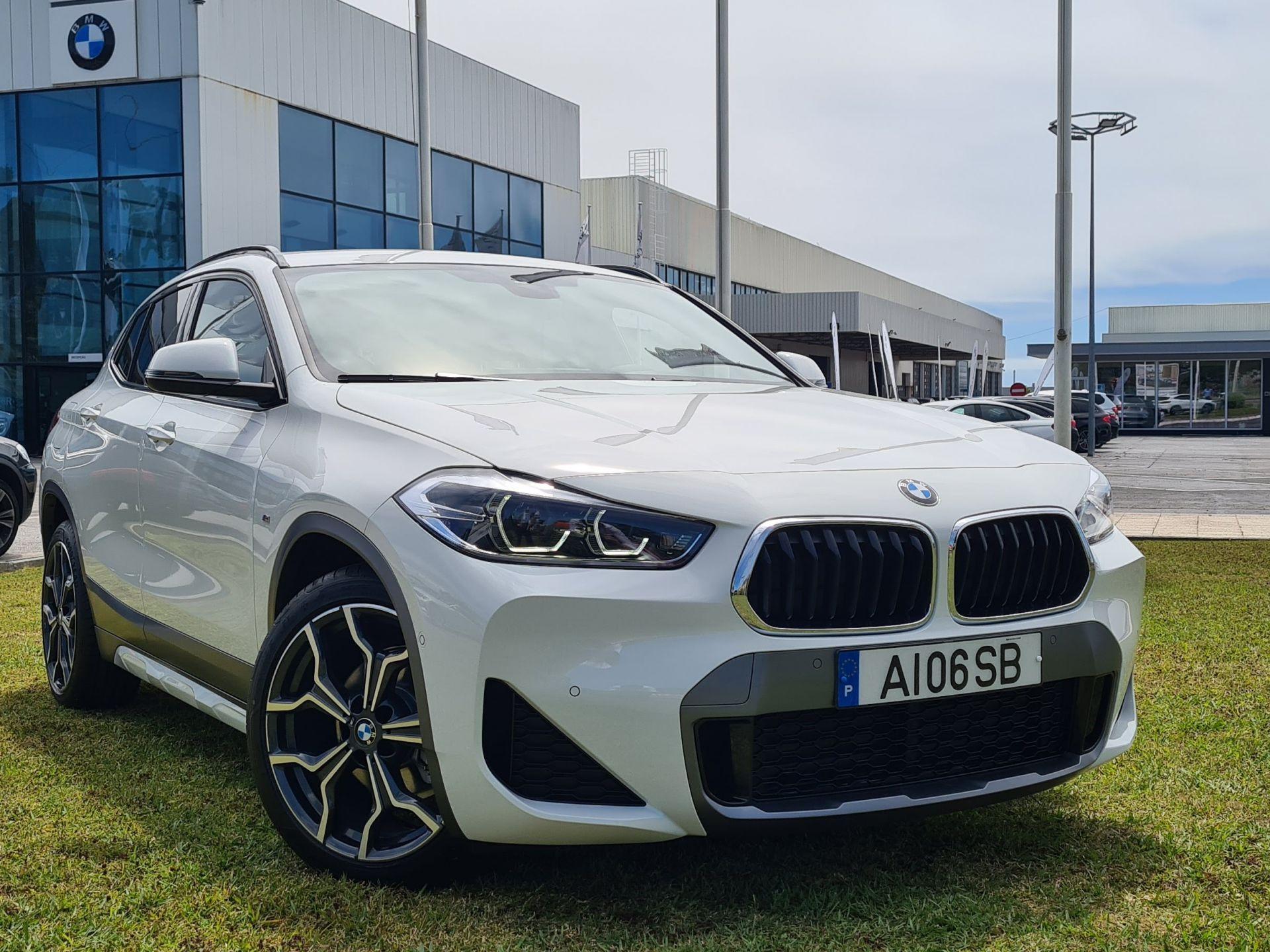 BMW X2 sDrive16d usada Porto