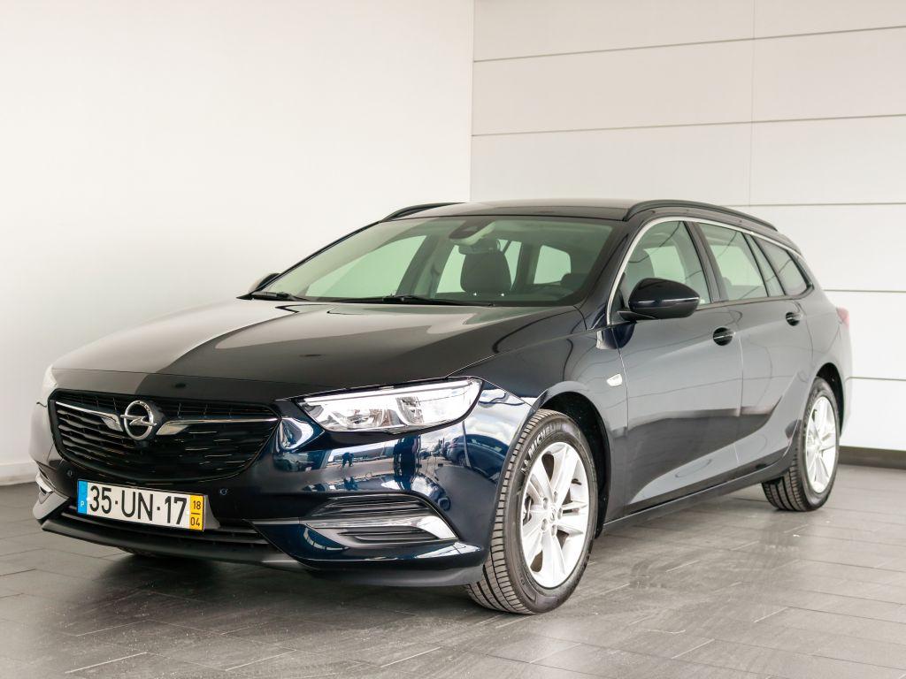 Opel Insignia 1.6 CDTI 136cv S/S Business Edition ST usada Setúbal