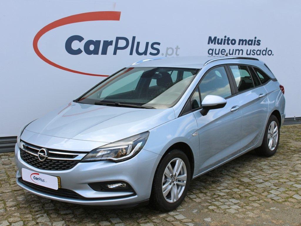 Opel Astra 1.6 CDTI 95cv Edition Sports Tourer segunda mão Porto