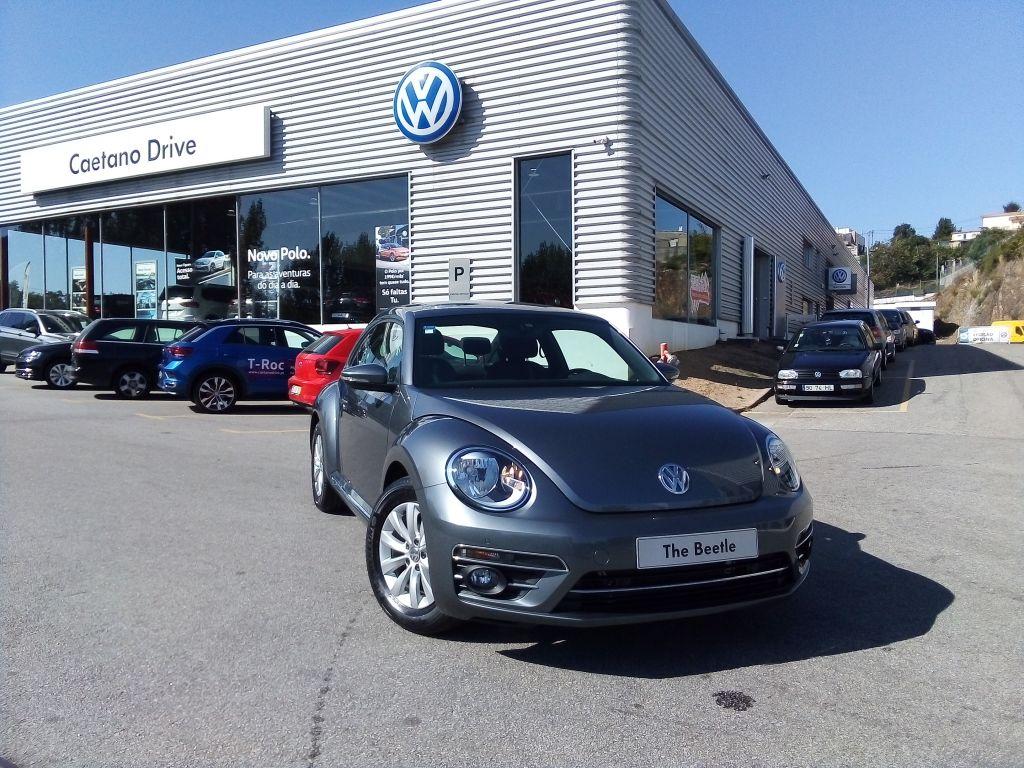 Volkswagen Beetle 2.0 TDI 110cv BEETLDESIGN segunda mão Aveiro