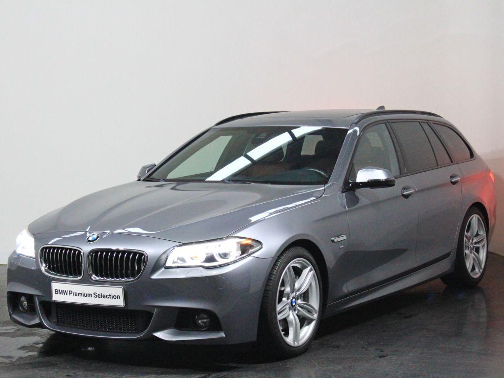 BMW Serie 5 525d Auto usada Porto