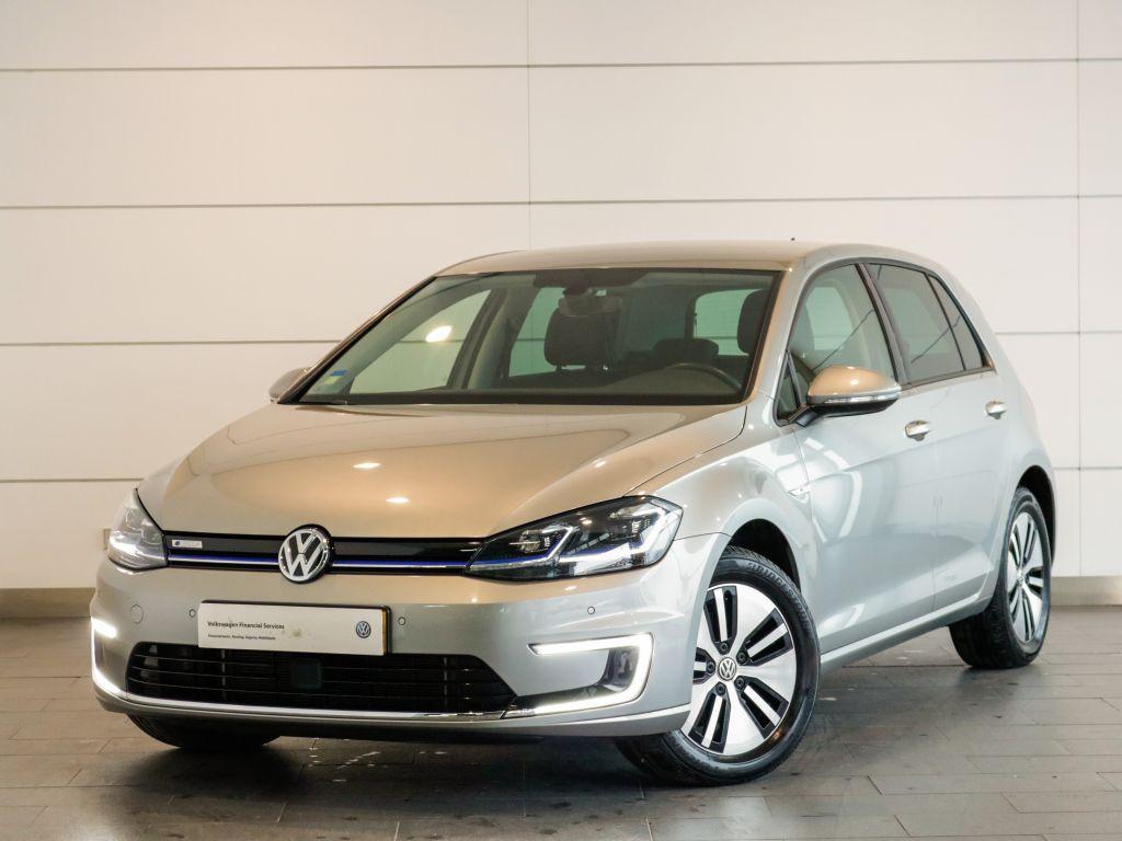 Volkswagen Golf e-Golf rápida DC segunda mão Setúbal