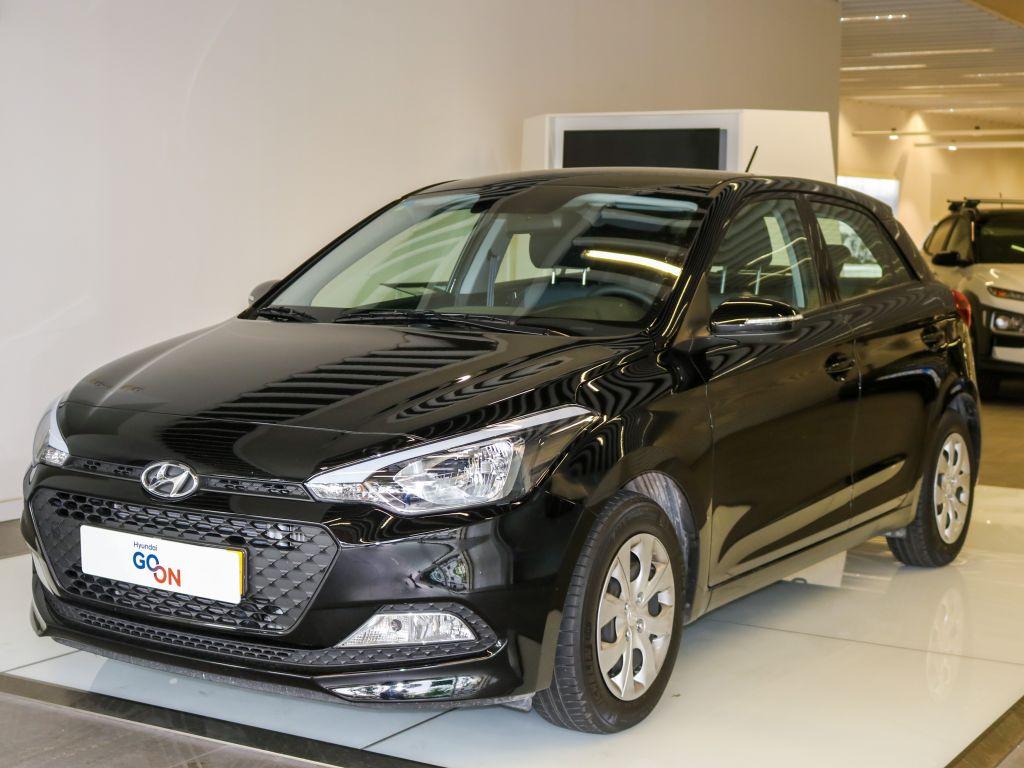 Hyundai i20 1.1 5 P GL CRDi ACCESS BTH segunda mão Lisboa
