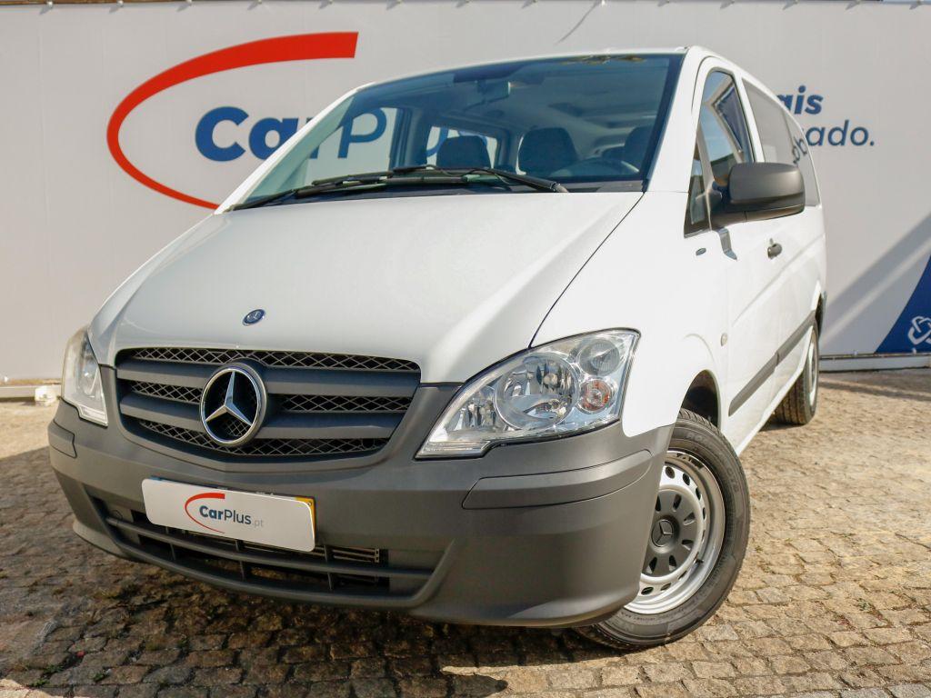 Mercedes Benz Vito Tourer 110CDi  9 Lugares segunda mão Lisboa