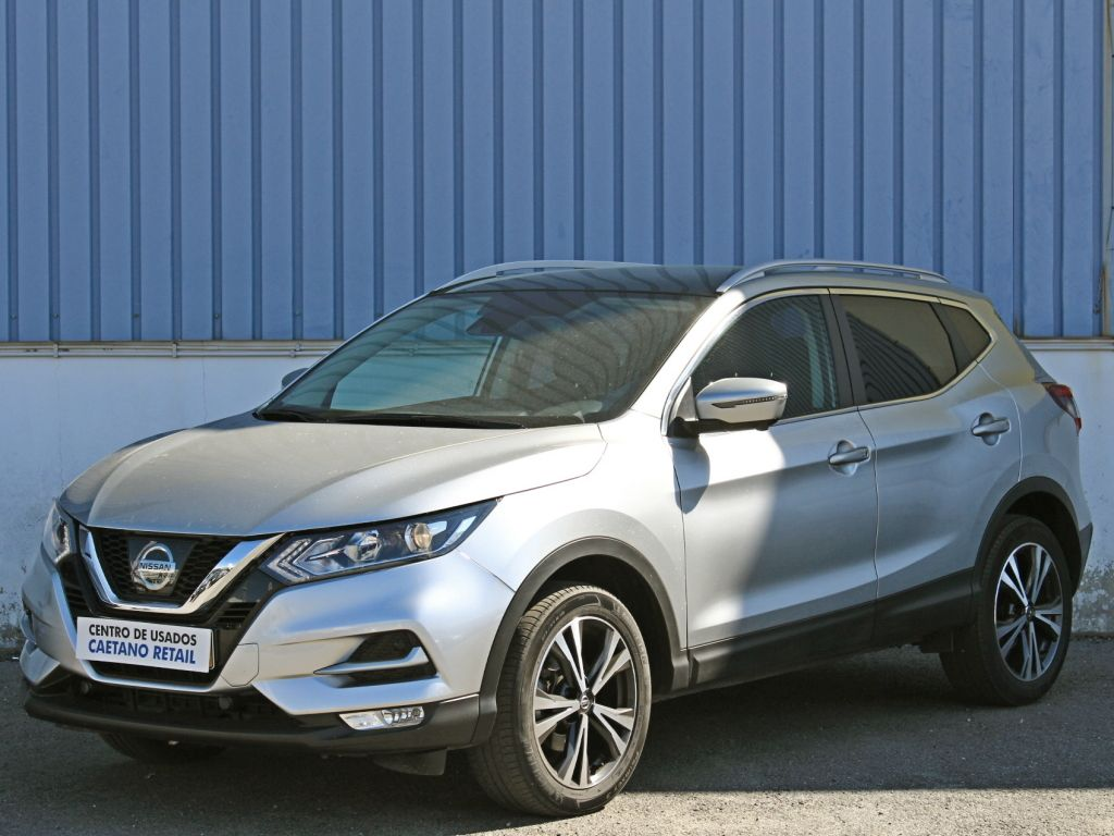 Nissan Qashqai 1.5 dCi 110cv N-Connecta 18 segunda mão Porto