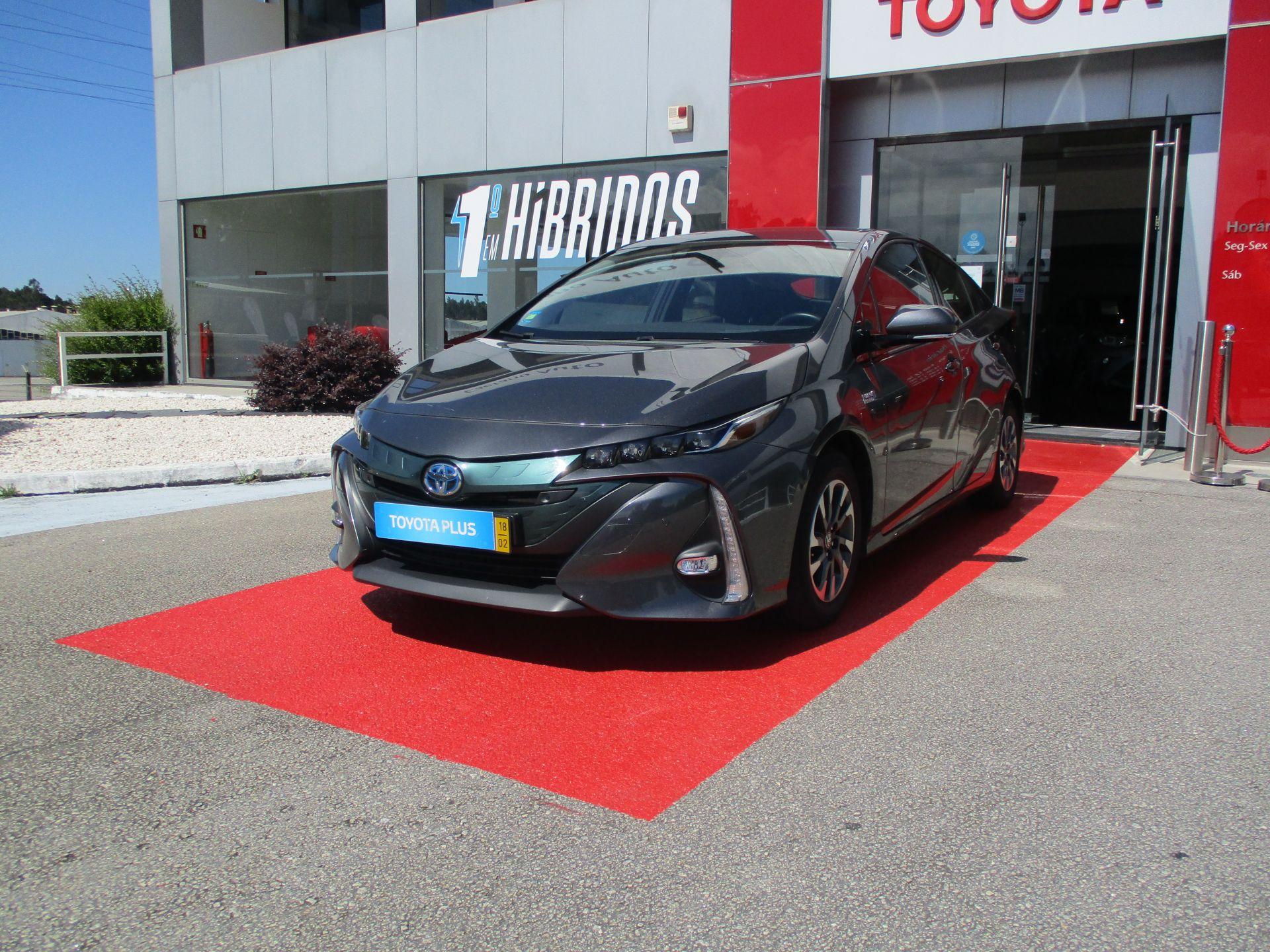 Toyota Prius 1.8 Plug-in Luxury Pele segunda mão Aveiro