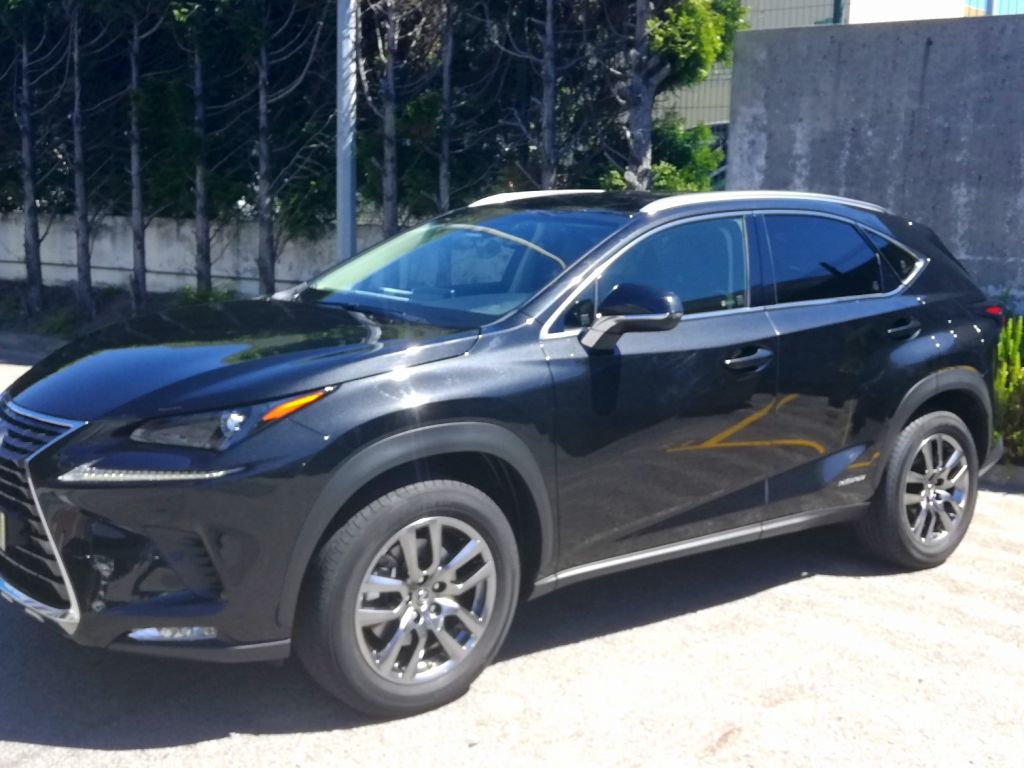 Lexus NX 2.5 300H 4X2 Executive Plus usada Porto