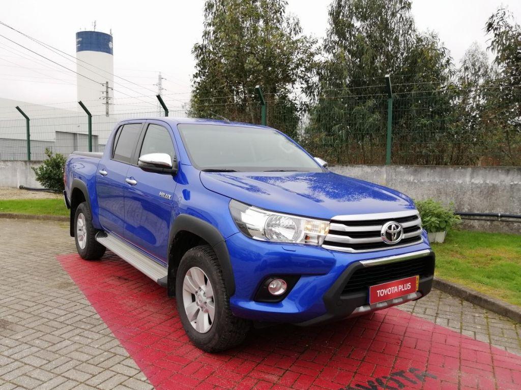 Toyota Hilux 4x2 Tracker usada Aveiro