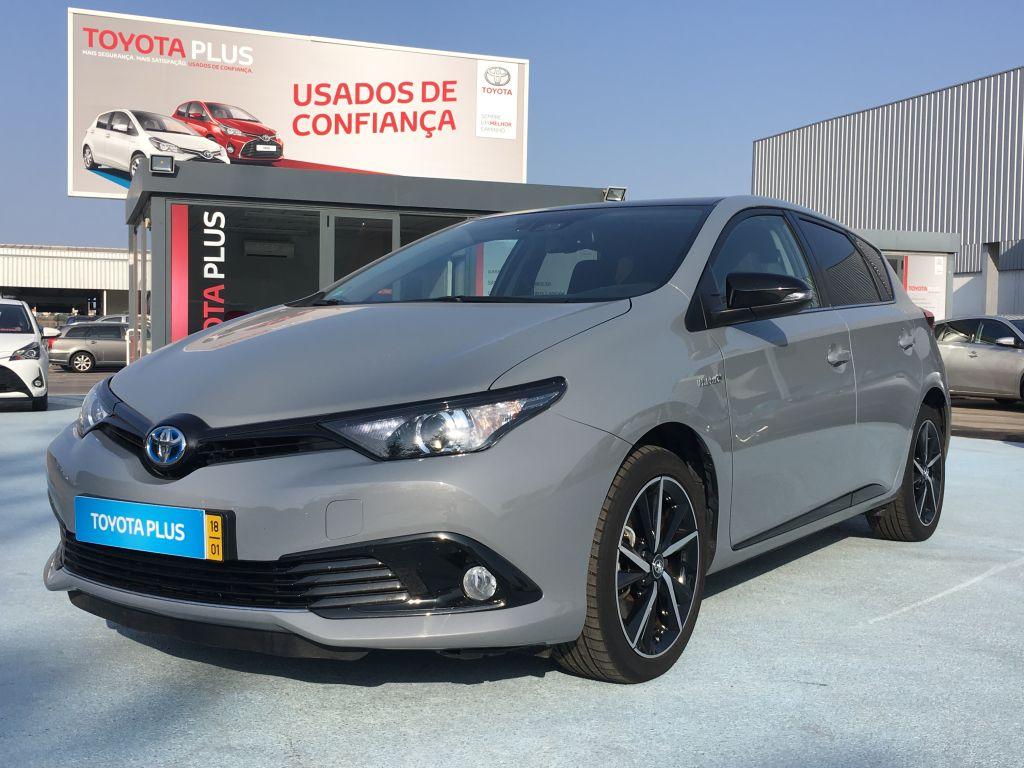 Toyota Auris 1.8 Híbrido SQUARCollection CVT usada Faro