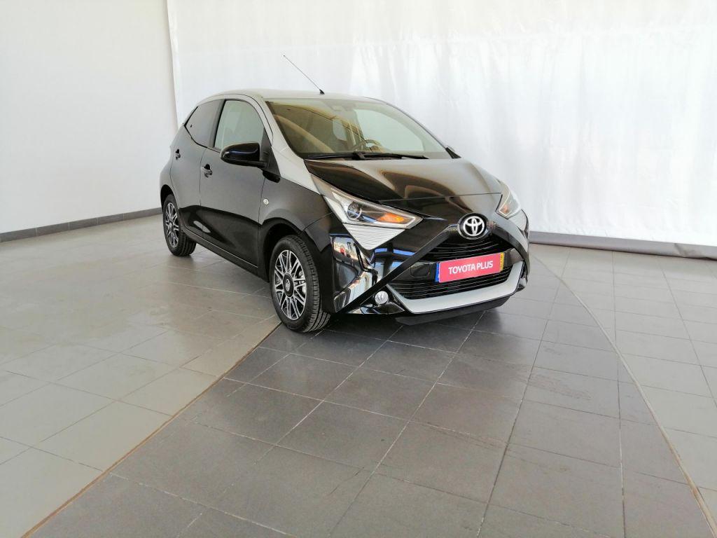 Toyota Aygo AYGO 5P 1.0 x-clusiv black usada Aveiro