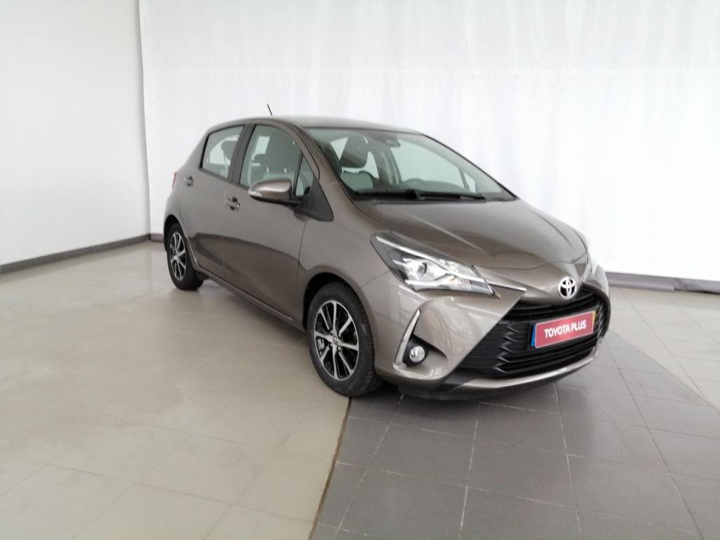 Toyota Yaris 1.4D Comfort+Pack Style usada Aveiro
