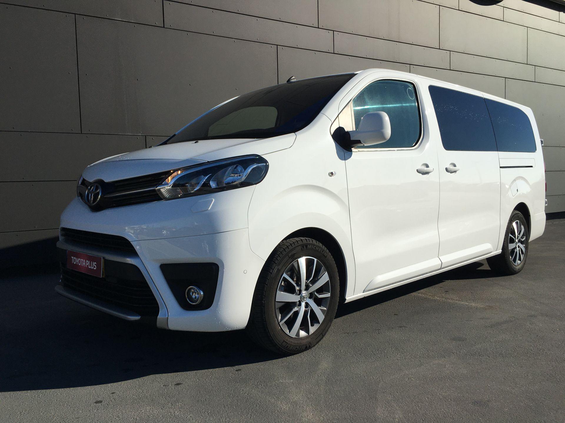 Toyota Proace Verso  segunda mão Faro
